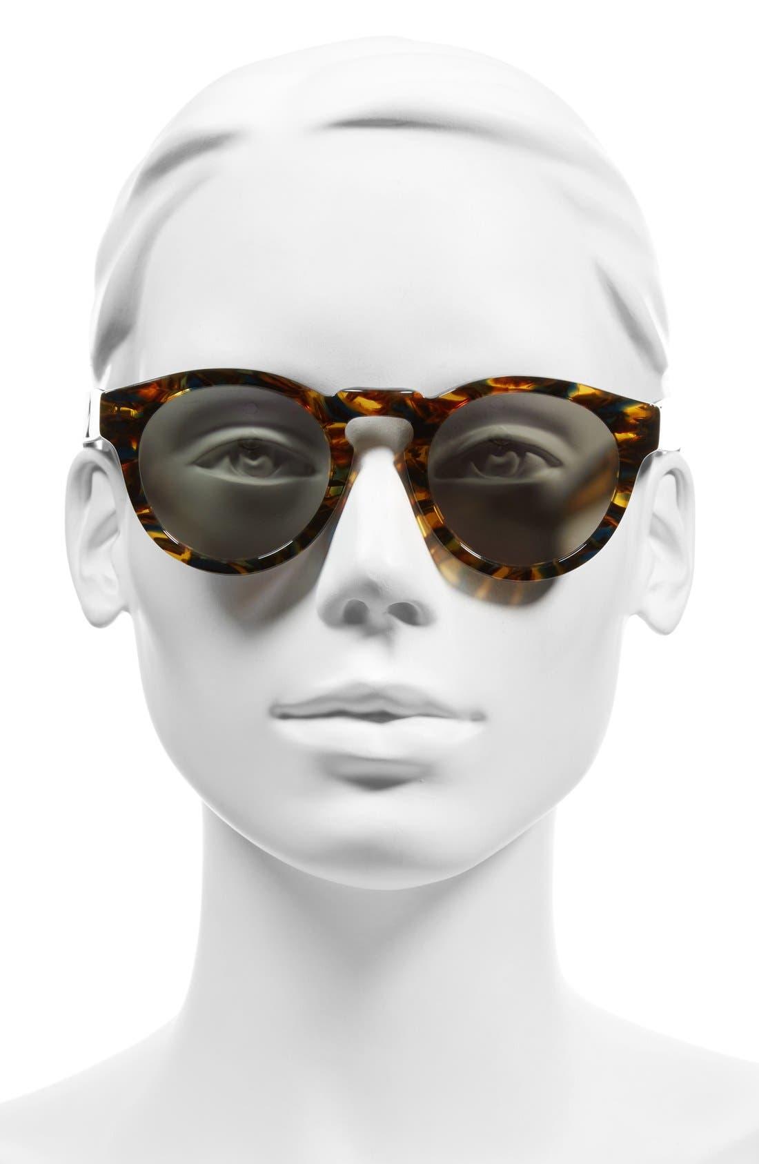 'Leonard' 47mm Sunglasses,                             Alternate thumbnail 131, color,