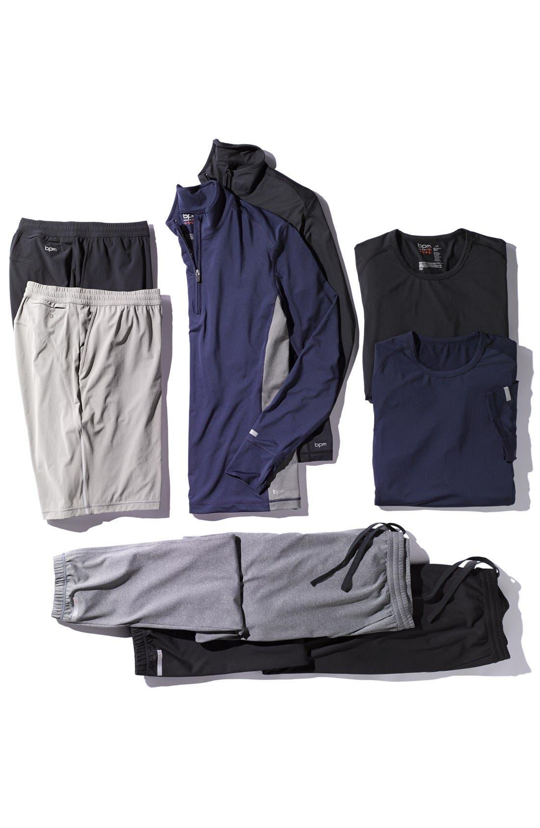 Athletic Training Shorts,                             Alternate thumbnail 4, color,                             001