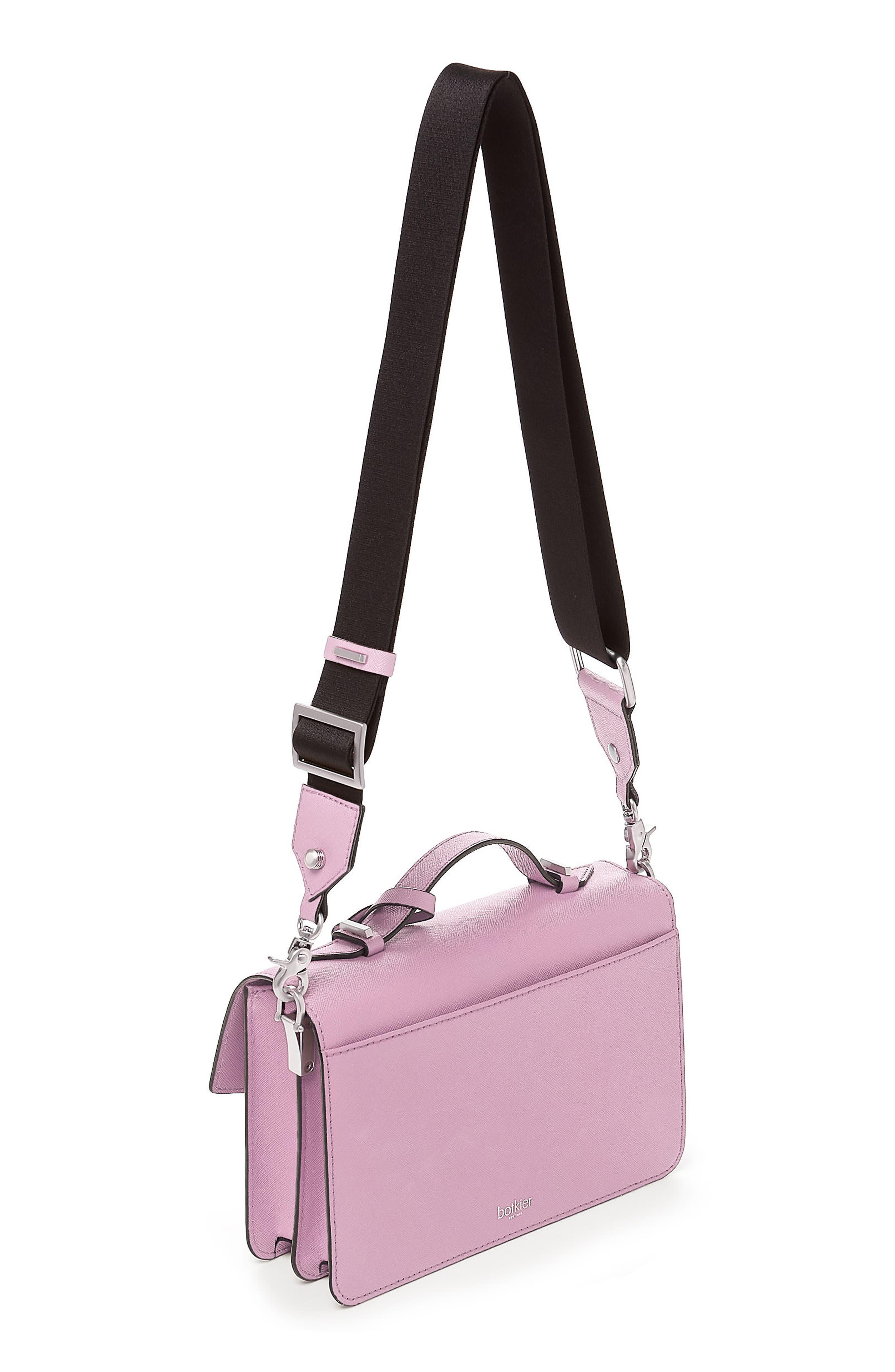 Cobble Hill Leather Crossbody Bag,                             Alternate thumbnail 64, color,