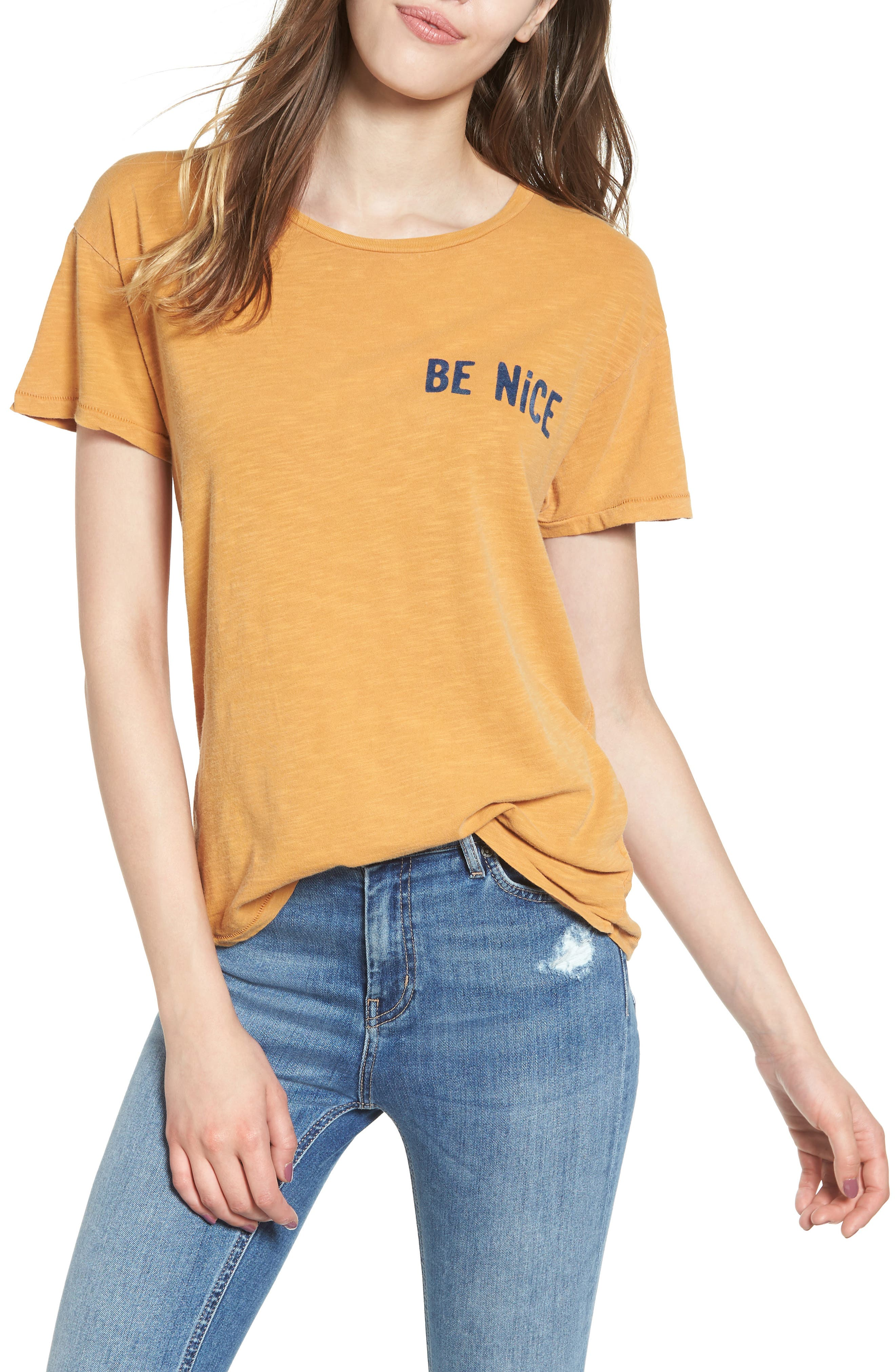 Be Nice Tee,                         Main,                         color, 706