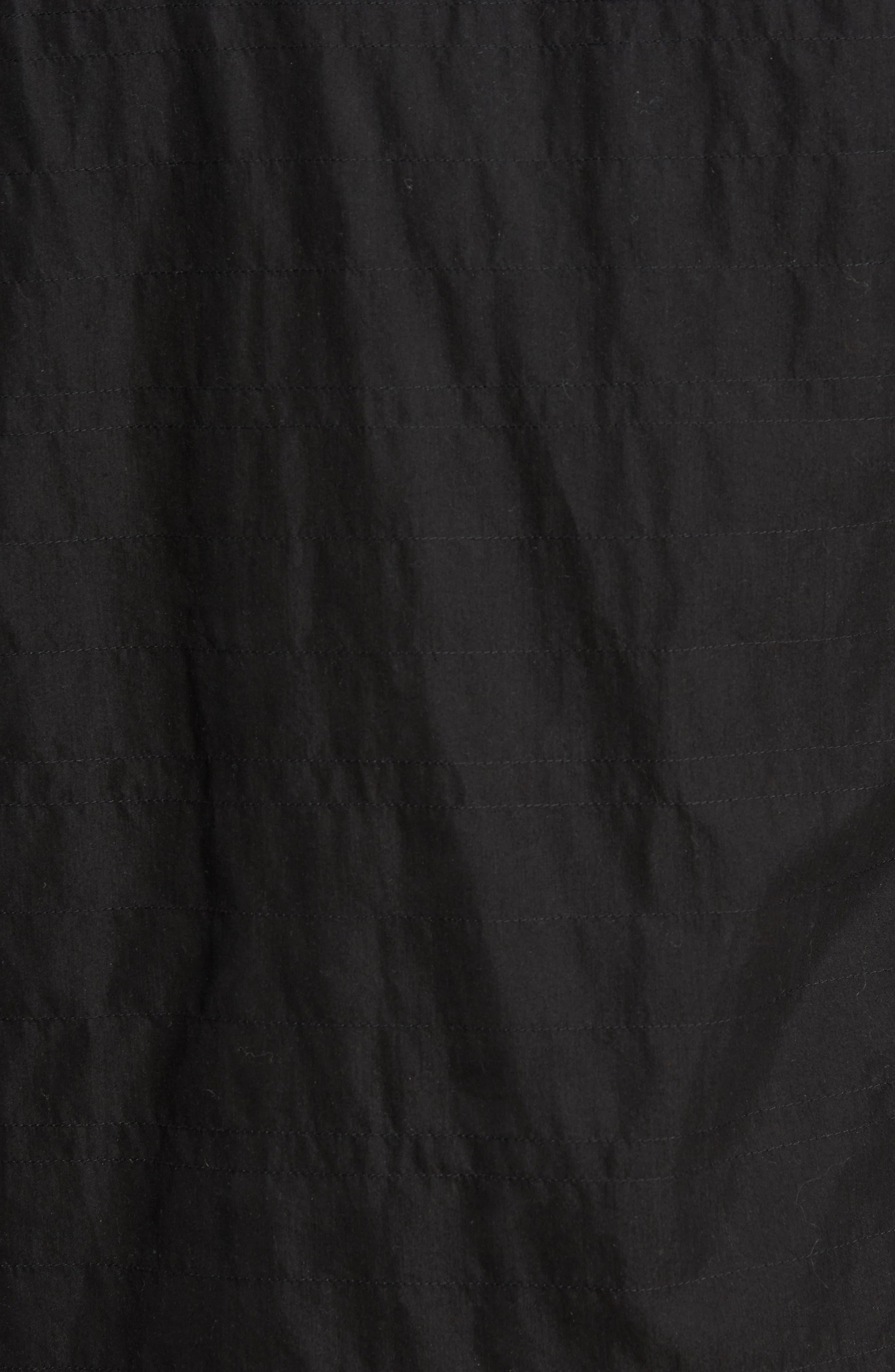 Standard Fit Shirt Jacket,                             Alternate thumbnail 6, color,                             001