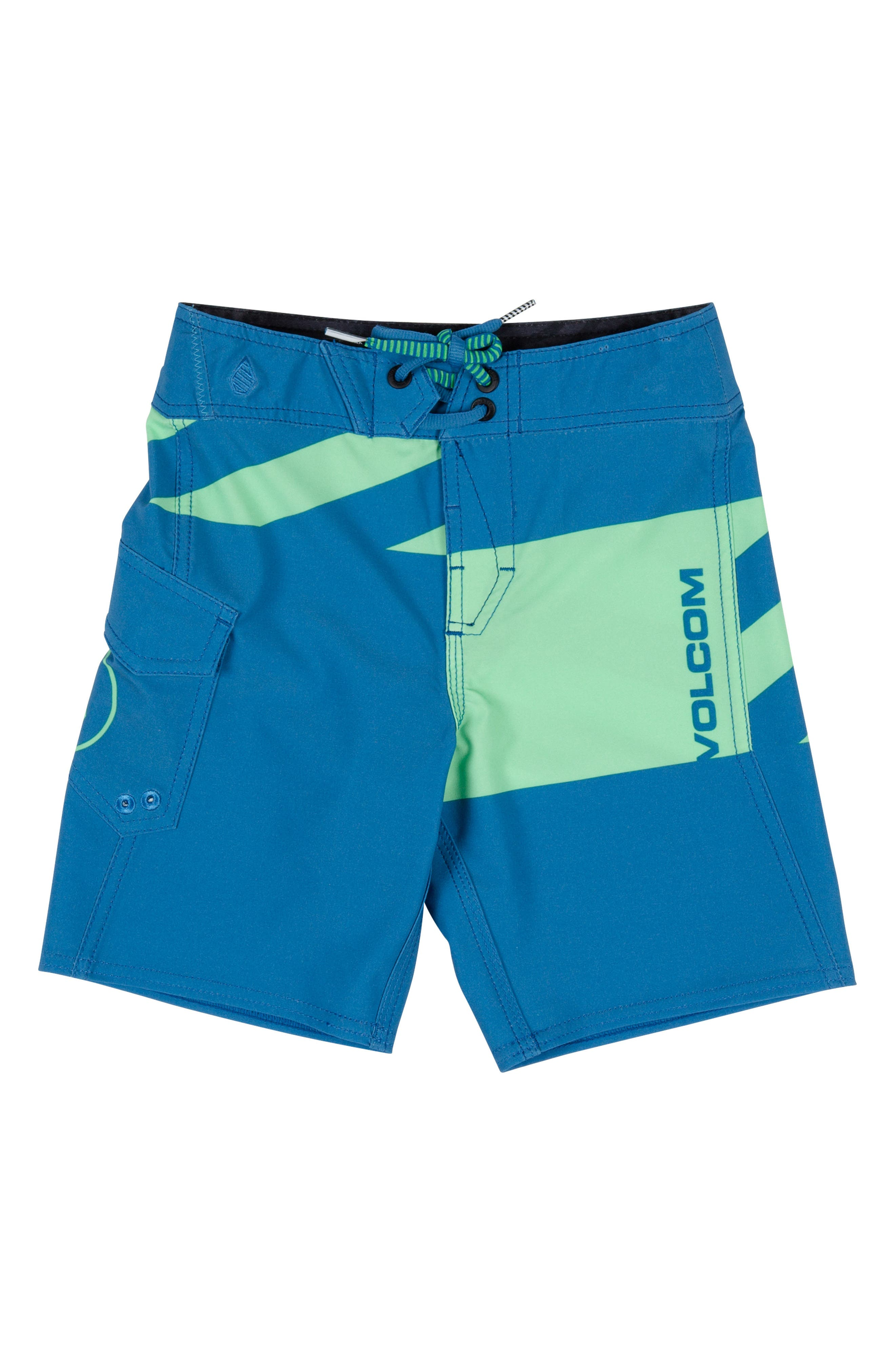 Logo Party Pack Mod Board Shorts,                             Alternate thumbnail 4, color,