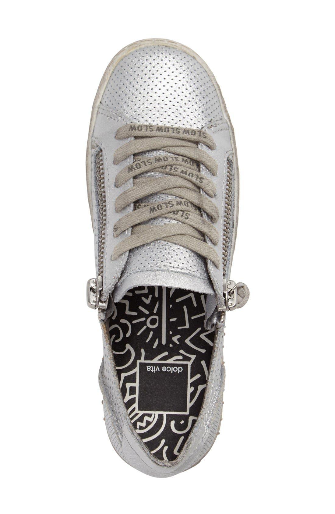 Zombie Sneaker,                             Alternate thumbnail 4, color,                             040