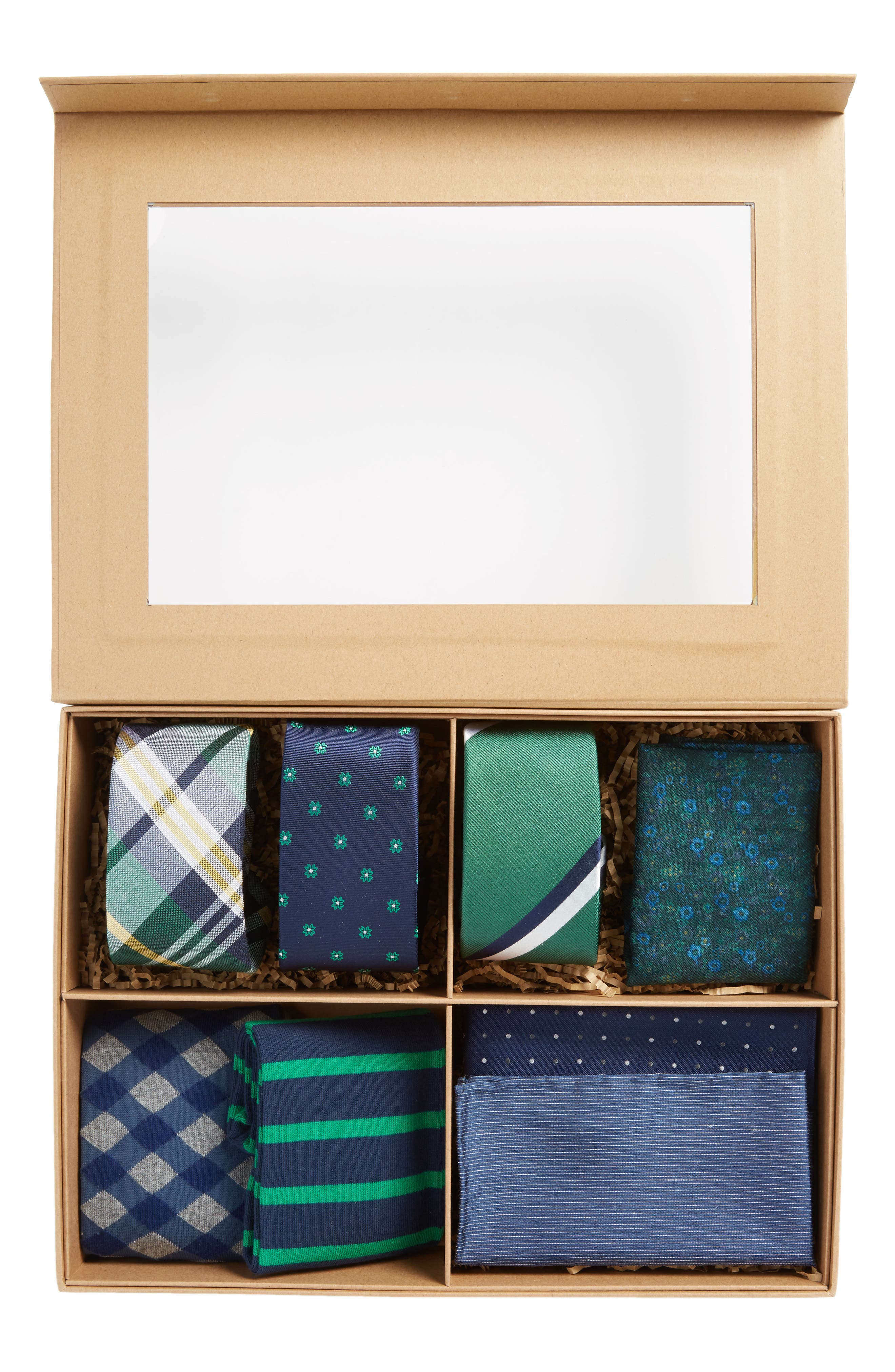 THE TIE BAR,                             Large Style Box,                             Alternate thumbnail 2, color,                             300
