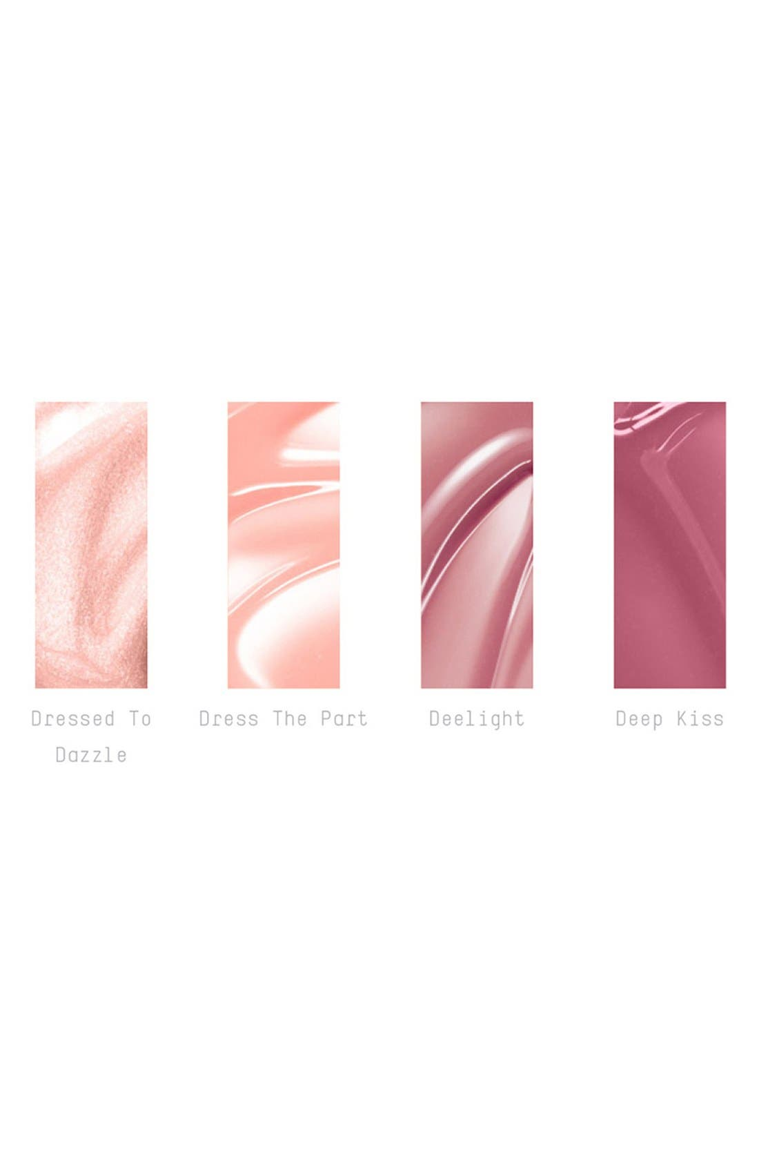 M·A·C 'Irresistibly Charming - Nude' Mini Lip Gloss Set,                             Alternate thumbnail 2, color,                             250
