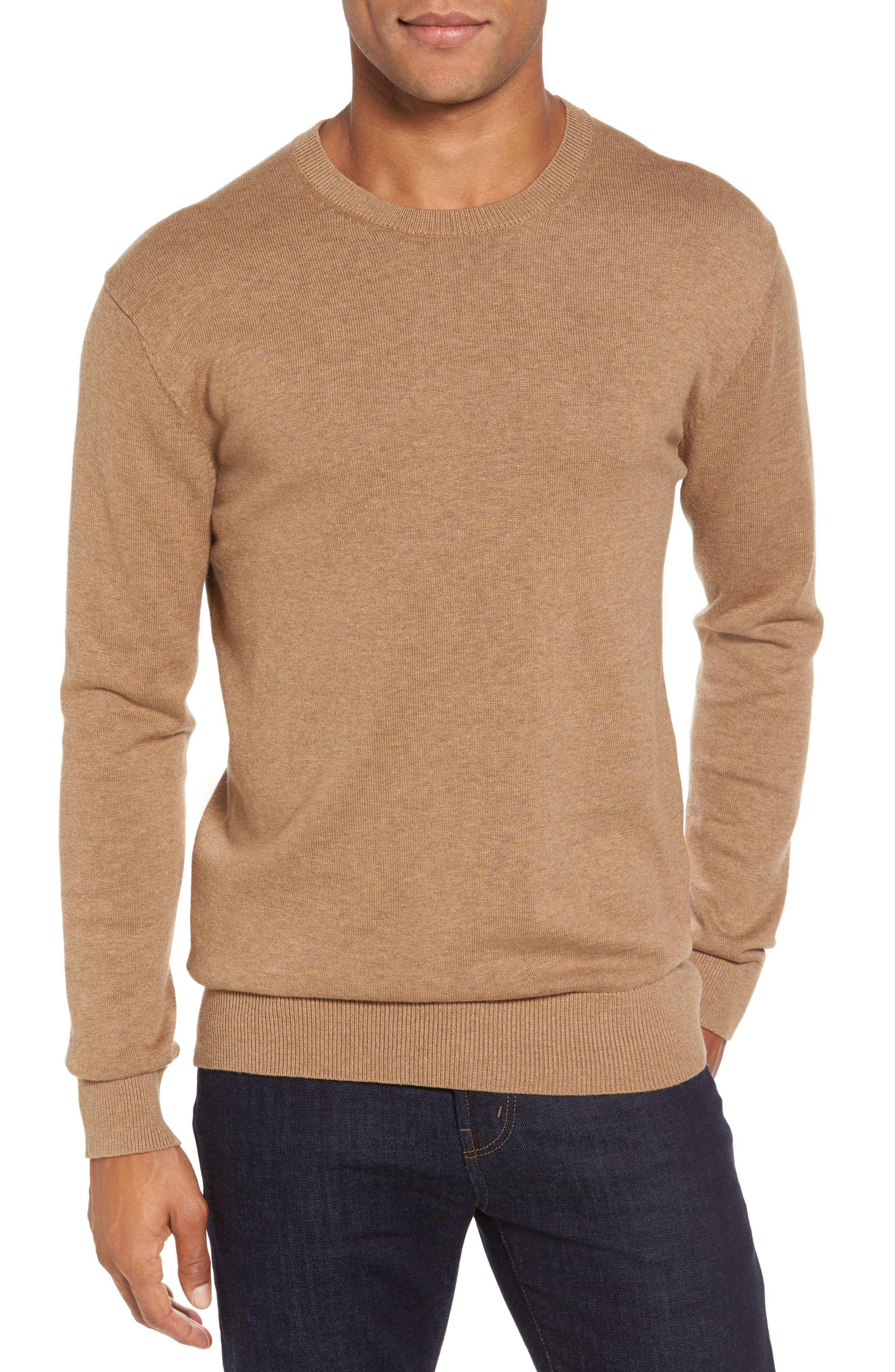 Portrait Crewneck Sweater,                             Main thumbnail 2, color,