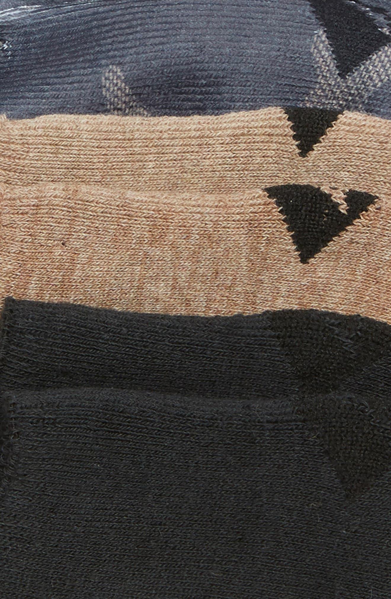 3-Pack Cushion Liner Socks,                             Alternate thumbnail 2, color,                             206