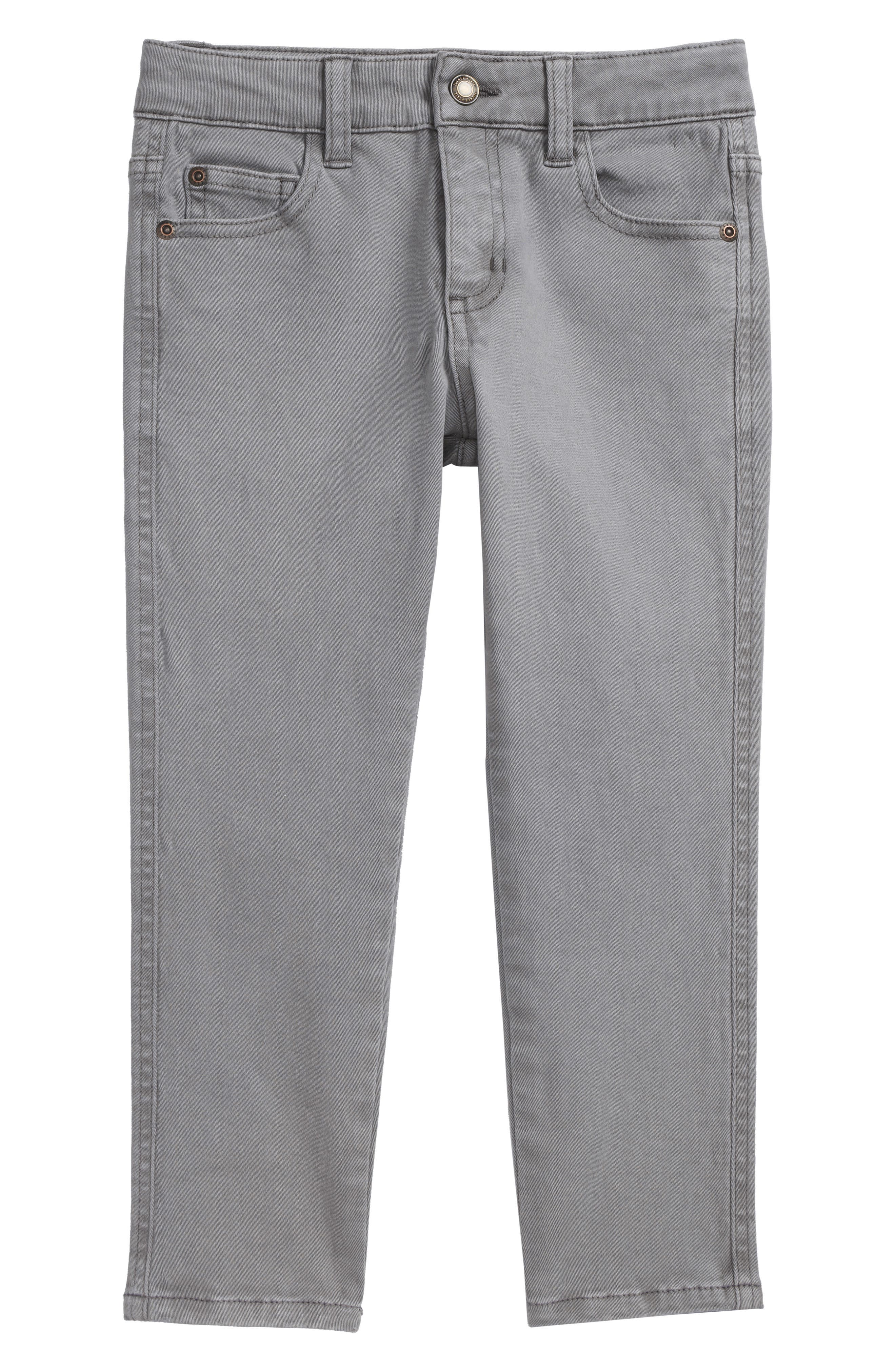 Stretch Chino Pants,                         Main,                         color, GREY FROST
