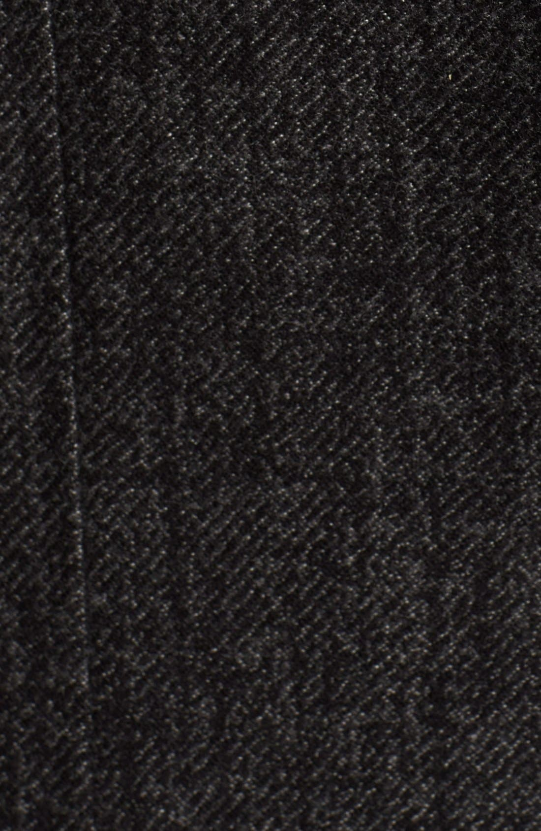 CANALI,                             Plaid Wool Overcoat,                             Alternate thumbnail 3, color,                             011