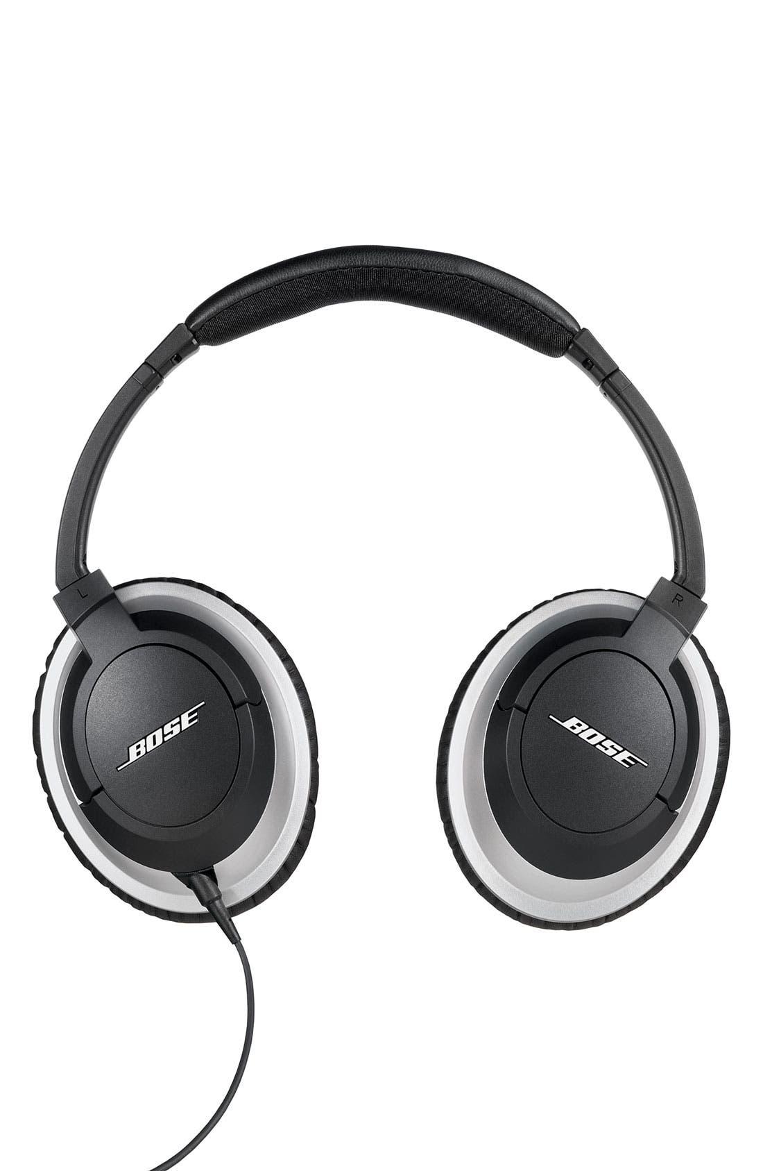 AE2 Audio Headphones,                             Alternate thumbnail 4, color,                             001
