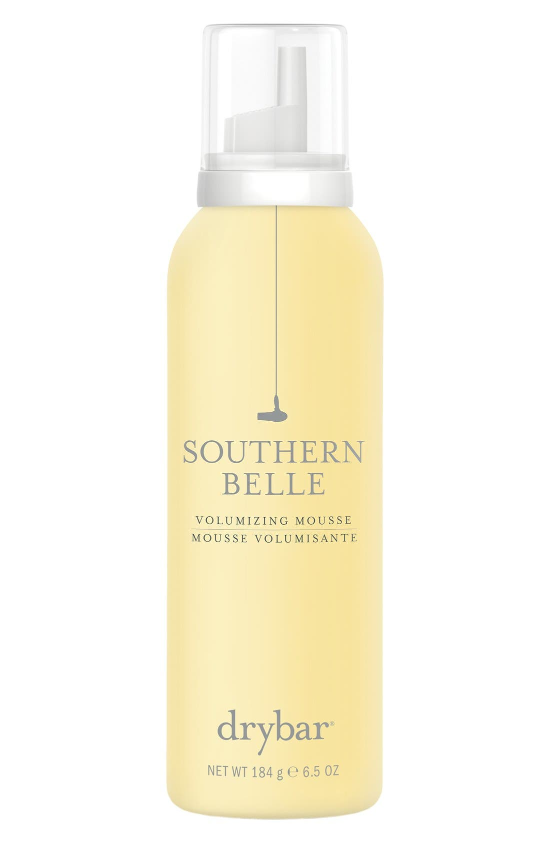 Southern Belle Volume-Boosting Mousse,                             Main thumbnail 1, color,                             NO COLOR
