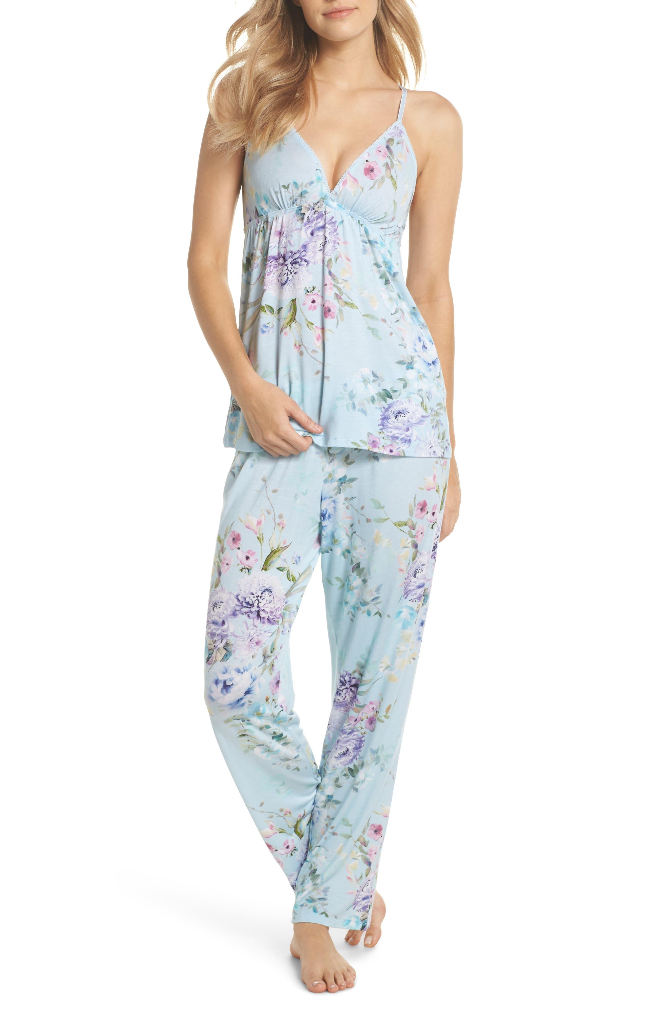 Aviva Pajamas,                             Main thumbnail 1, color,                             400