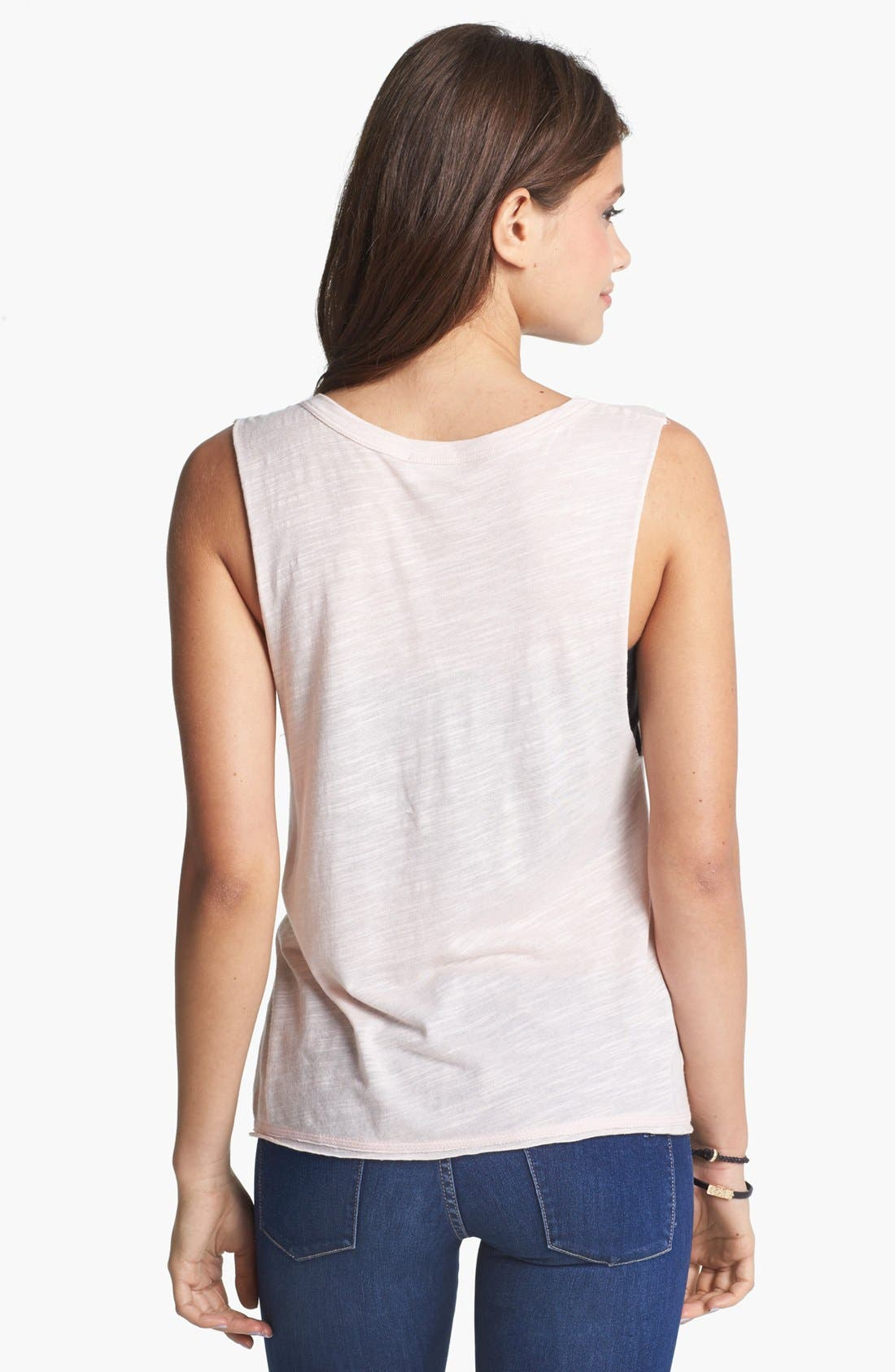 'Kitty' Muscle Tank,                             Alternate thumbnail 2, color,                             950
