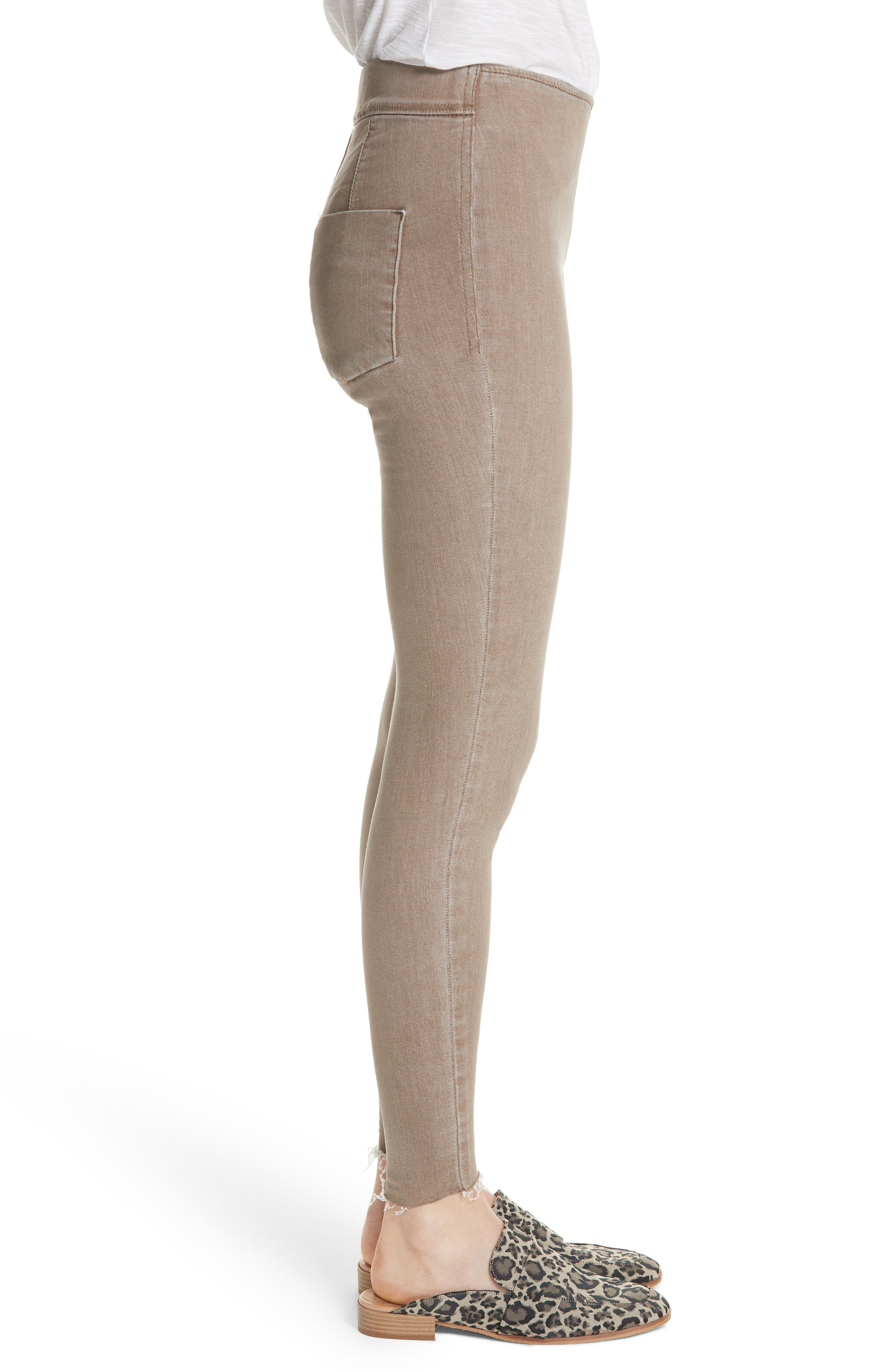 we the Free by free people Easy Goes It Leggings,                             Alternate thumbnail 3, color,                             250
