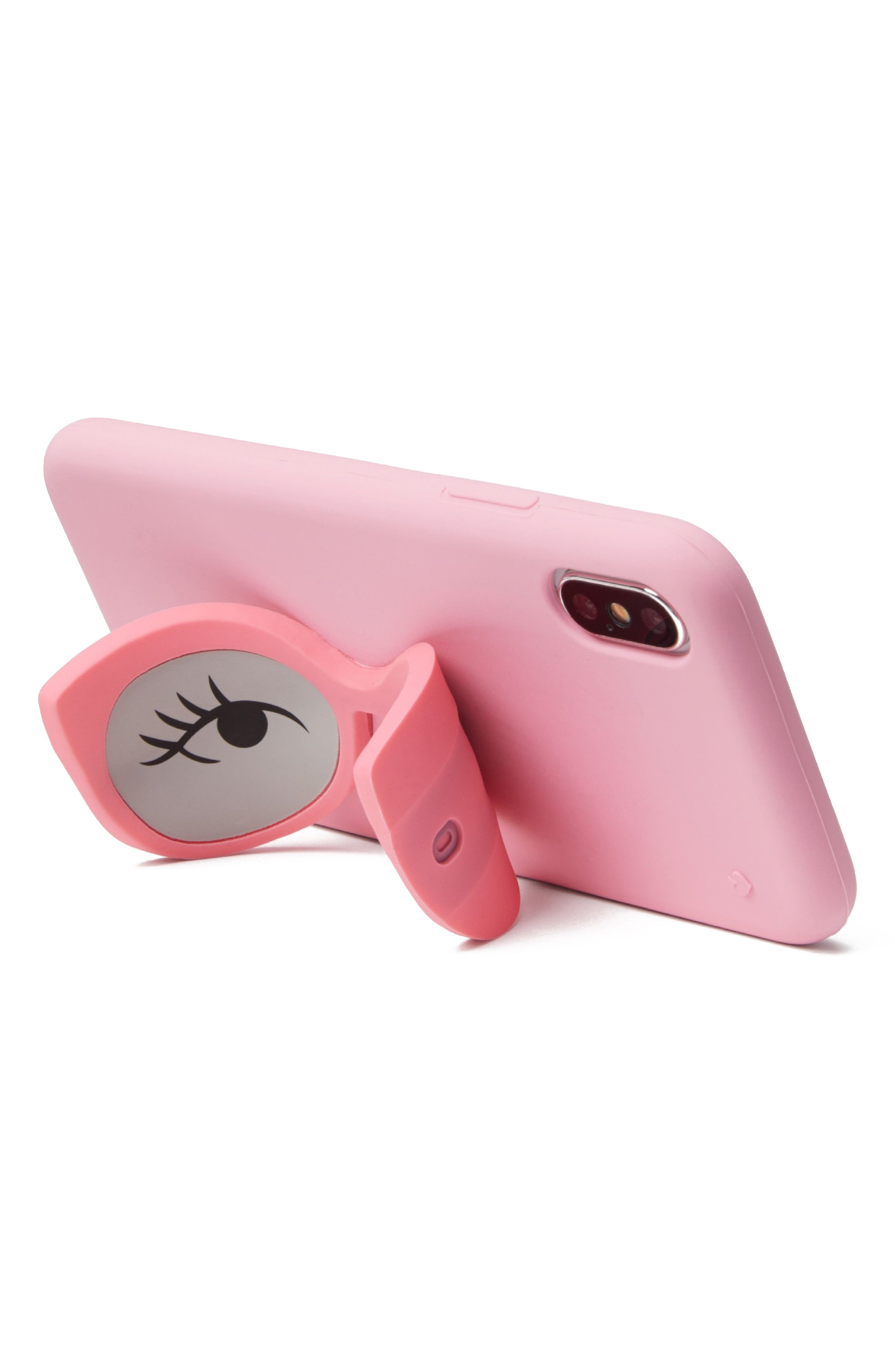 sunglasse stand iPhone 7/8 & 7/8 Plus case,                             Alternate thumbnail 3, color,