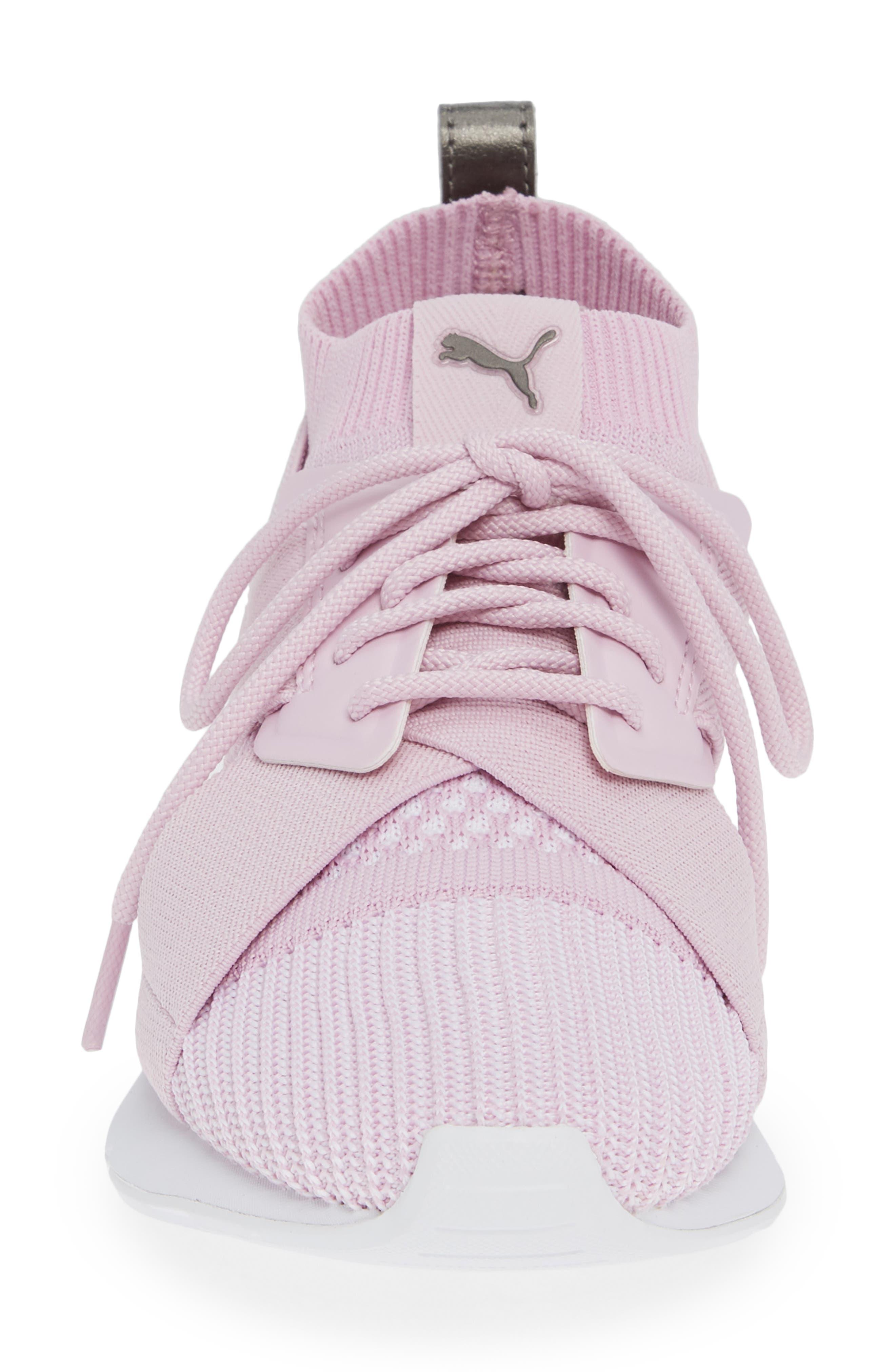 Muse EvoKNIT Sneaker,                             Alternate thumbnail 4, color,                             500