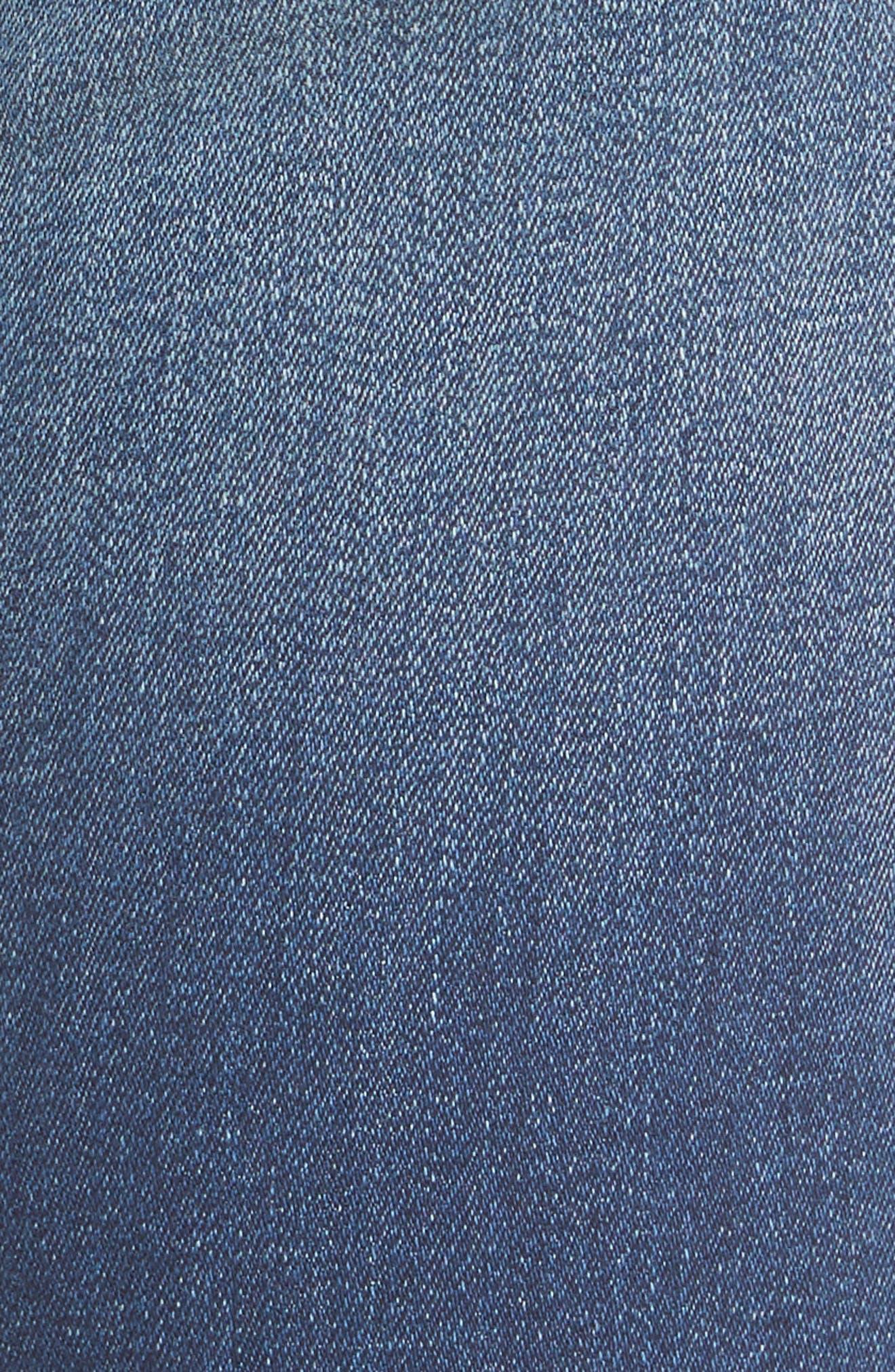 Florence Instasculpt Skinny Jeans,                             Alternate thumbnail 5, color,                             423