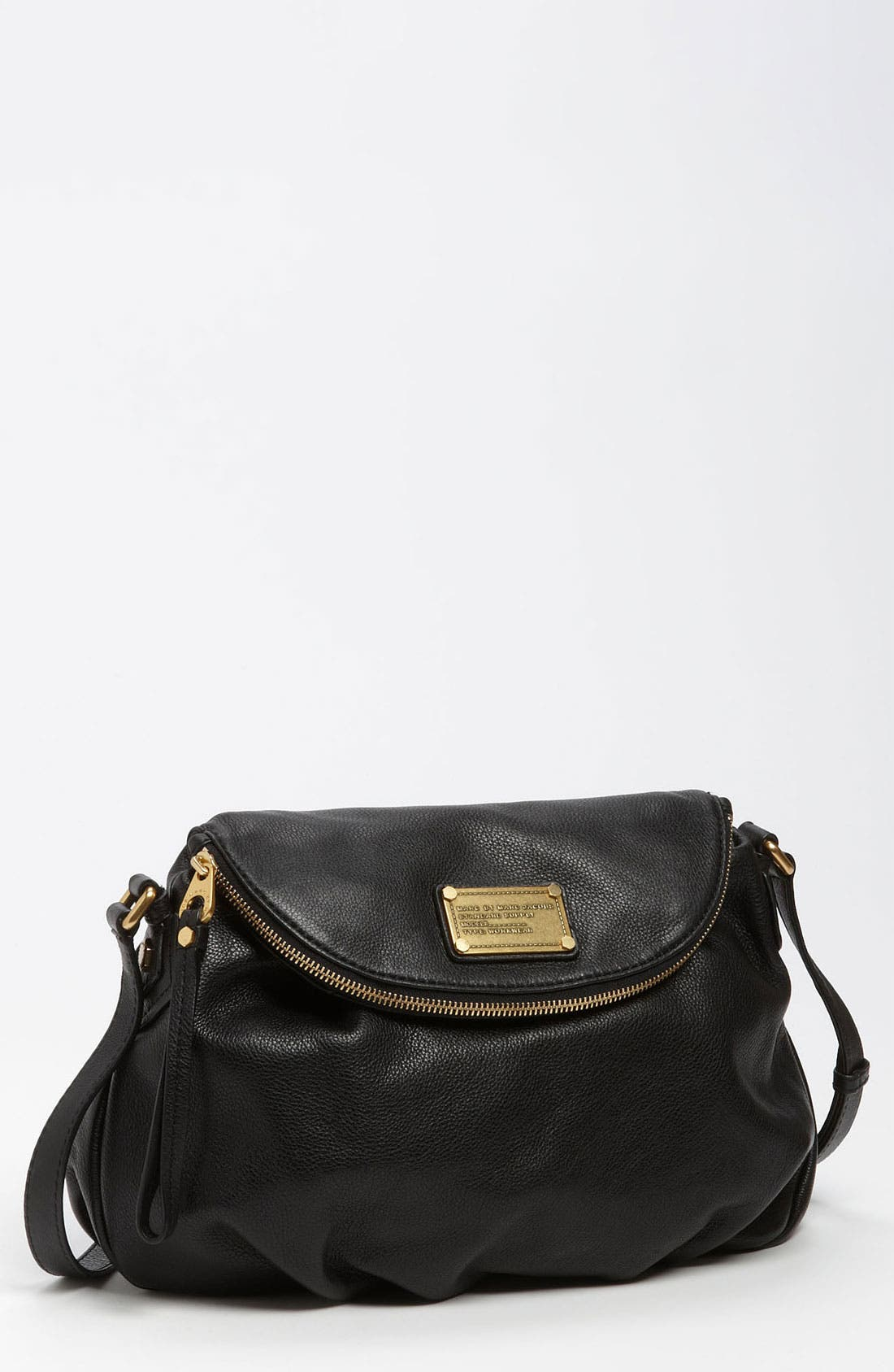 MARC BY MARC JACOBS 'Classic Q - Natasha' Crossbody Bag,                             Main thumbnail 1, color,