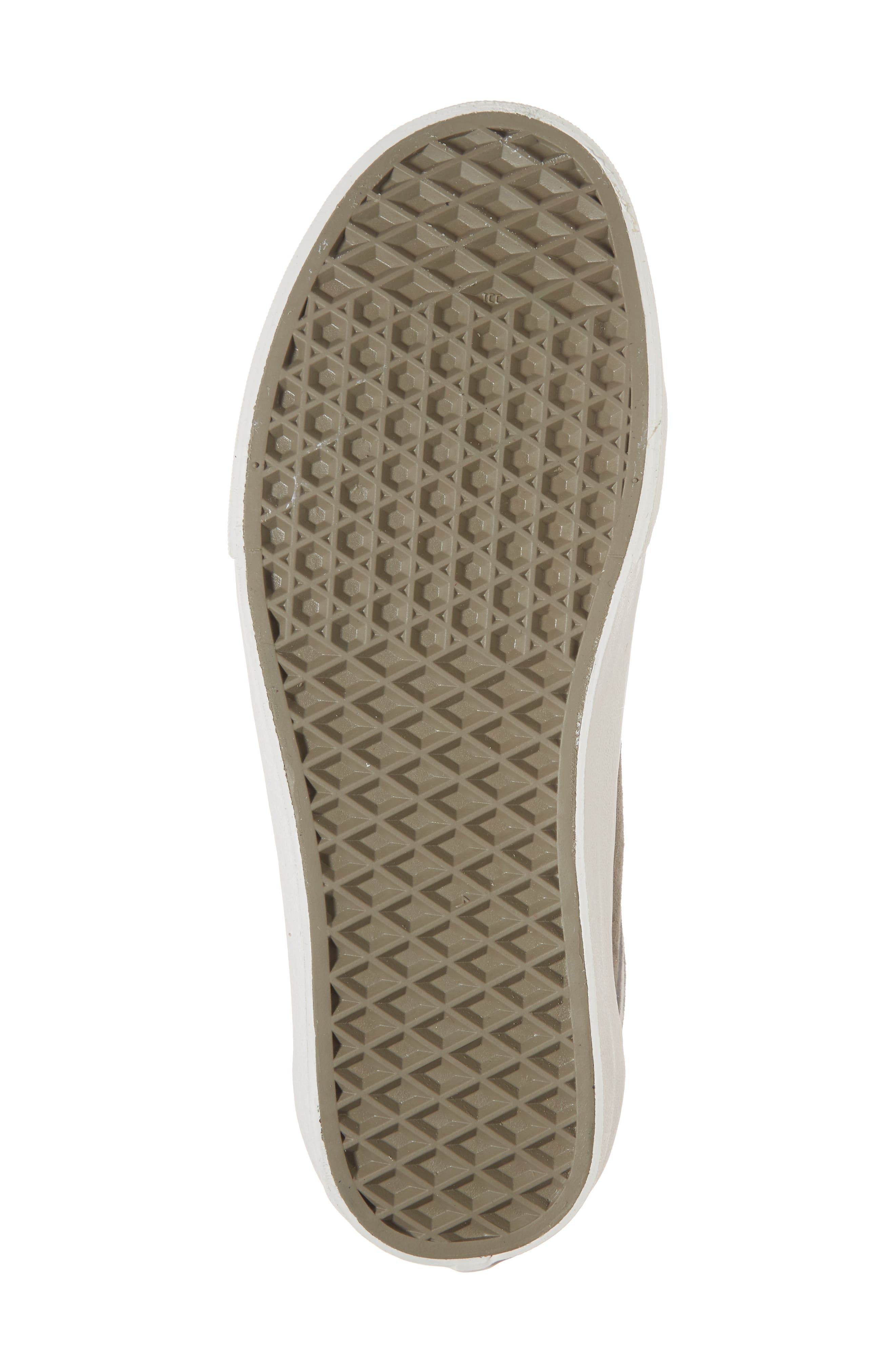 Suede Old Skool Sneaker,                             Alternate thumbnail 6, color,                             020