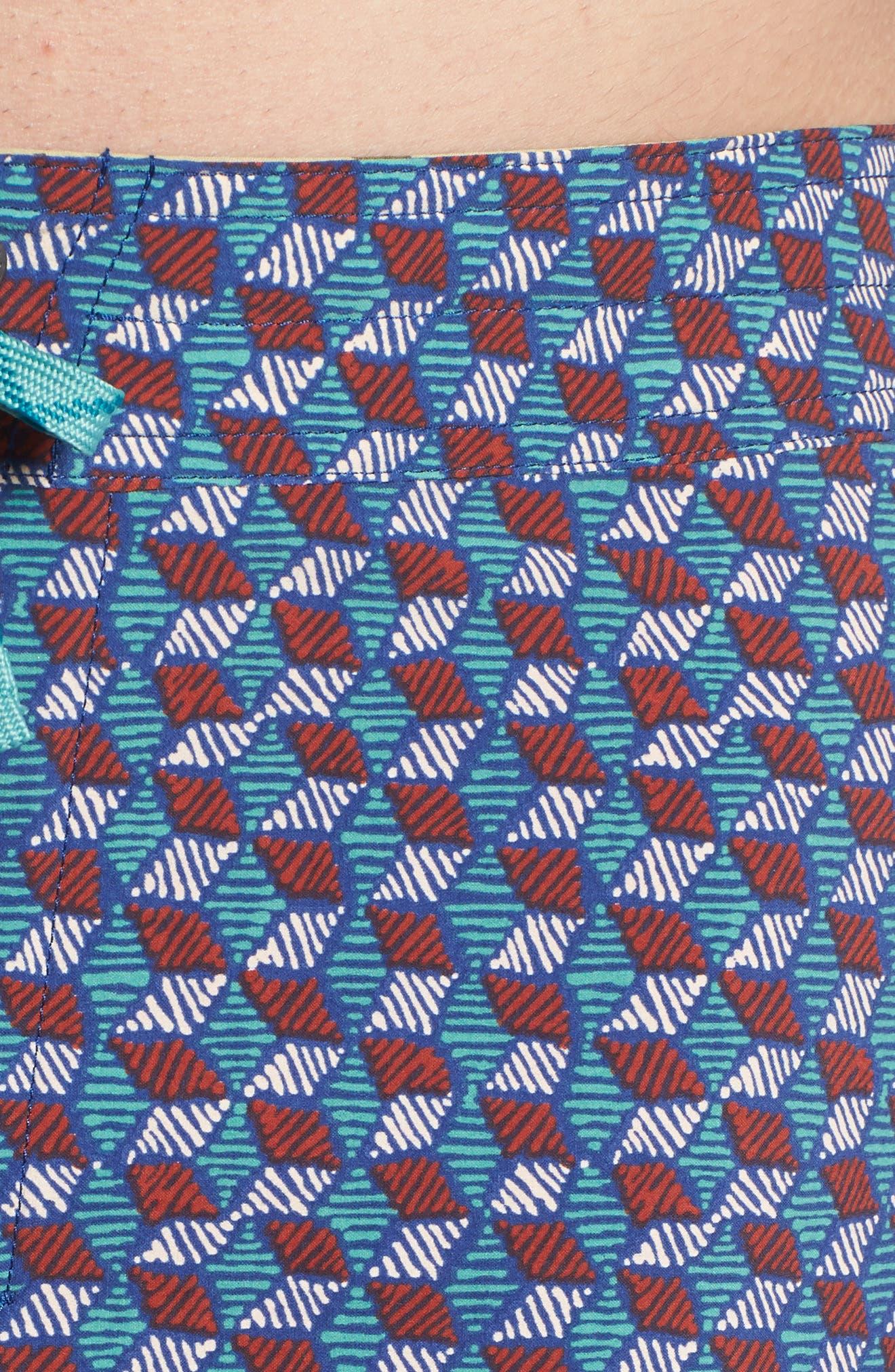 Wavefarer Board Shorts,                             Alternate thumbnail 4, color,                             SUPERIOR BLUE