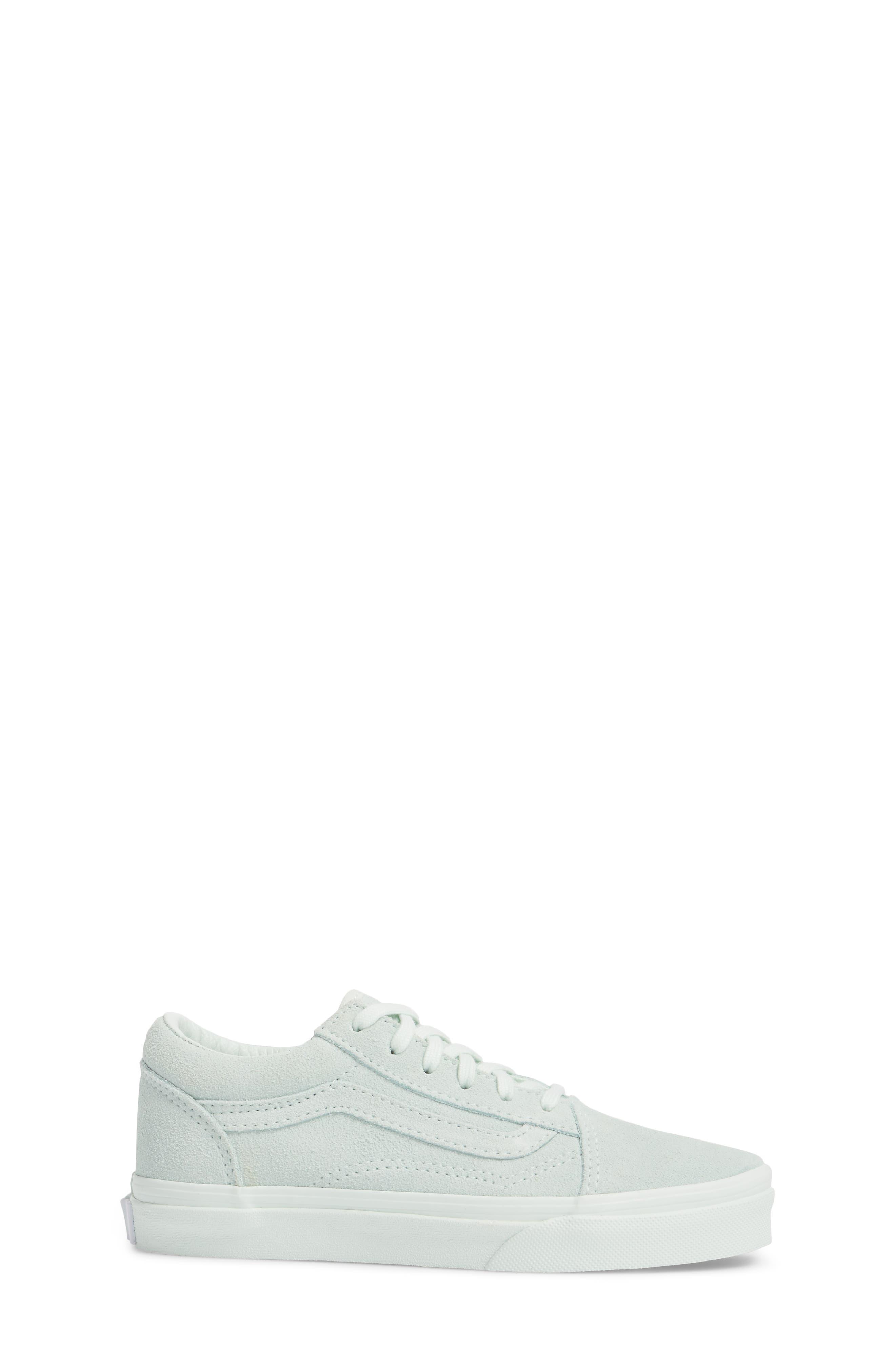 Old Skool Low Top Sneaker,                             Alternate thumbnail 3, color,                             300