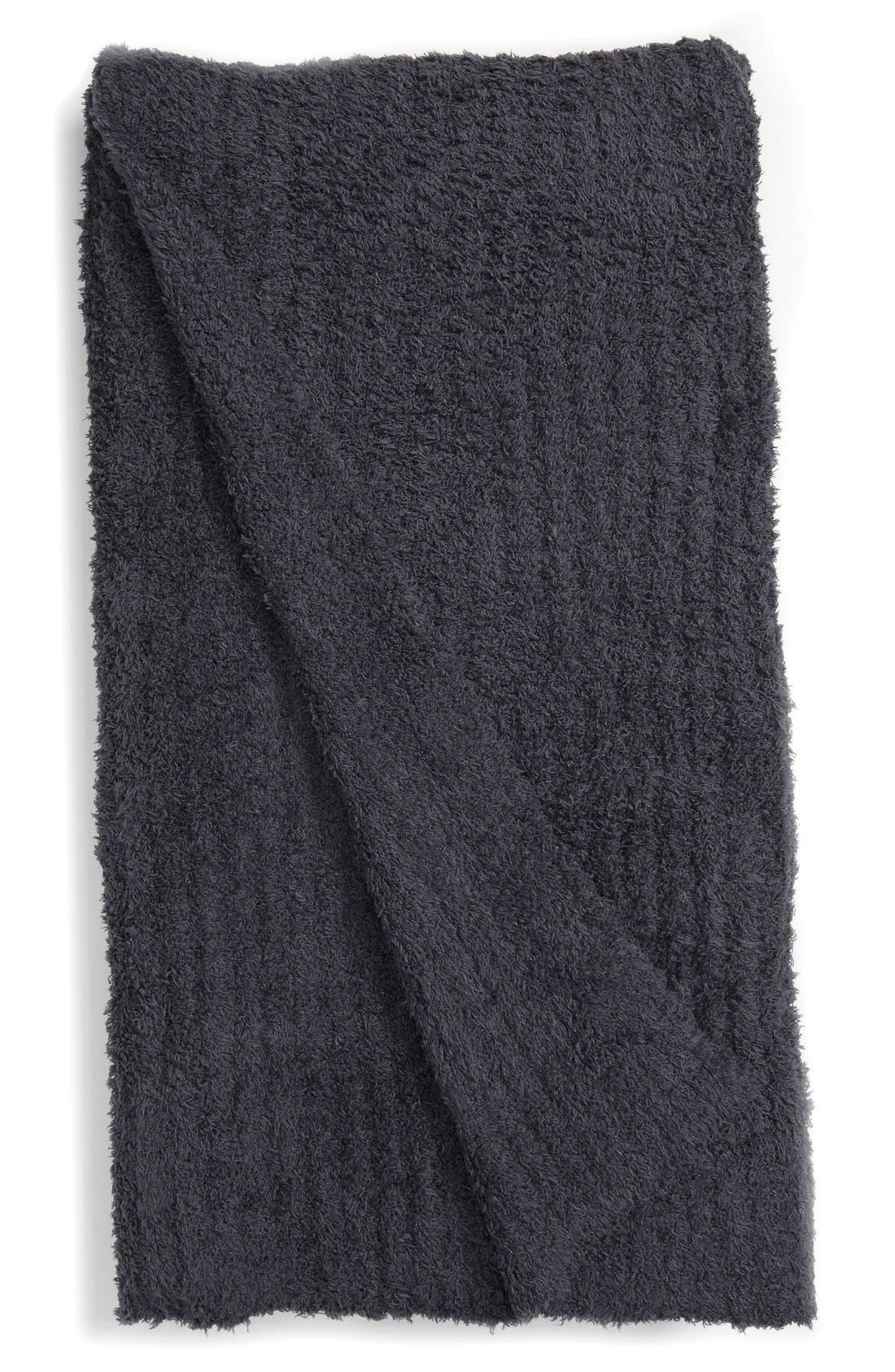 'CozyChic<sup>®</sup>' Ribbed Blanket,                             Main thumbnail 8, color,