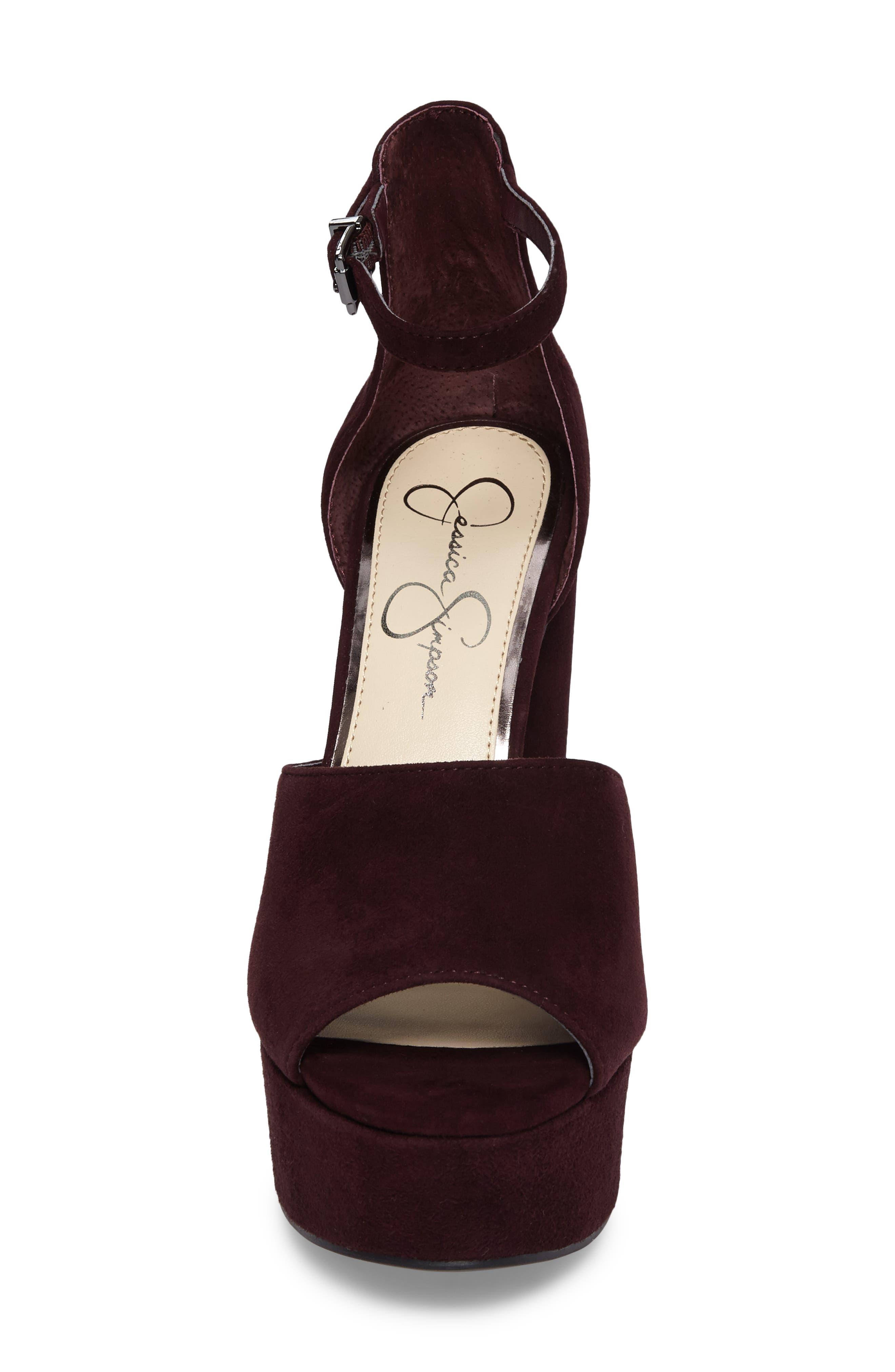 Elin Platform Sandal,                             Alternate thumbnail 12, color,