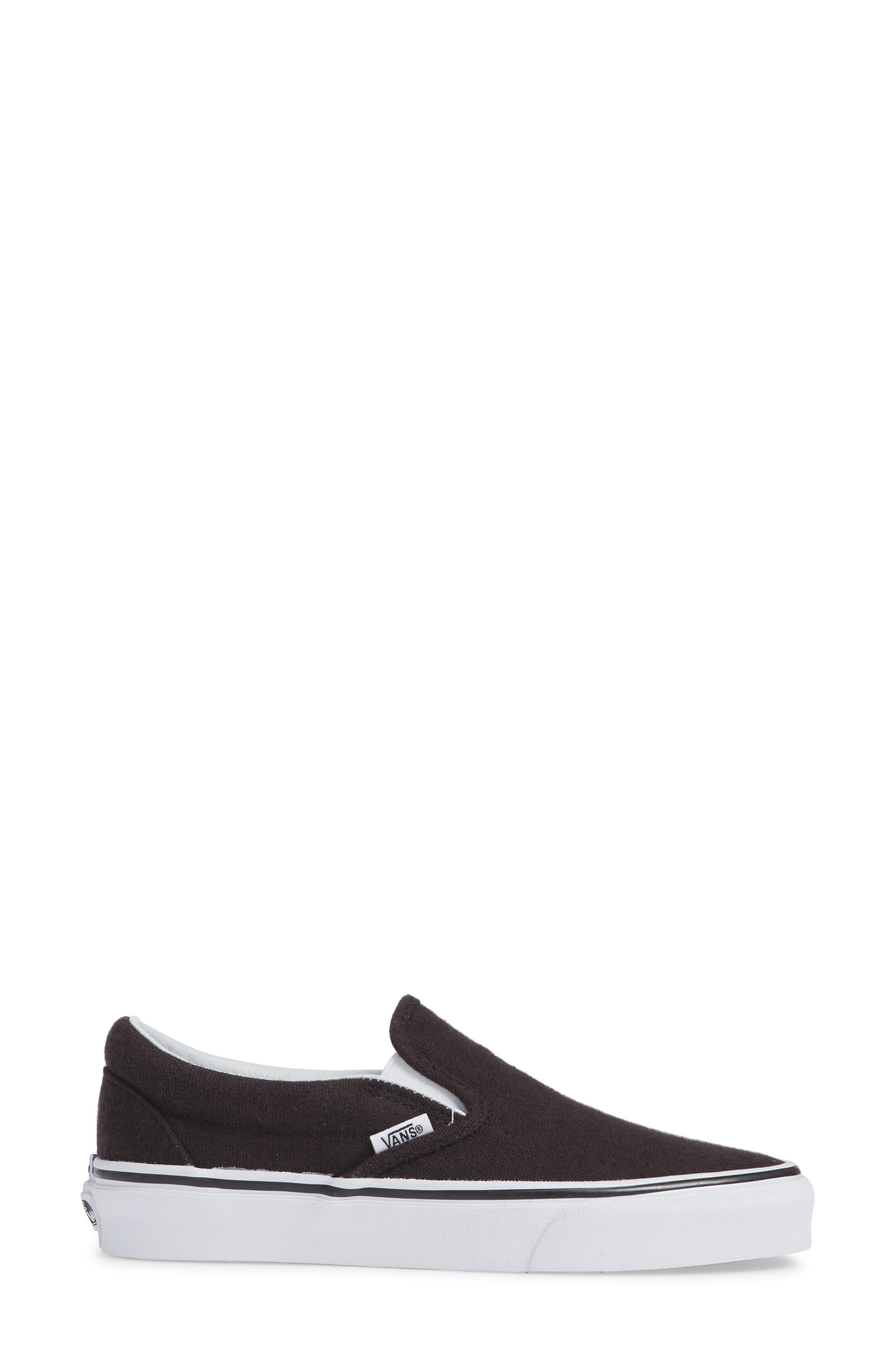 Classic Slip-On Sneaker,                             Alternate thumbnail 219, color,