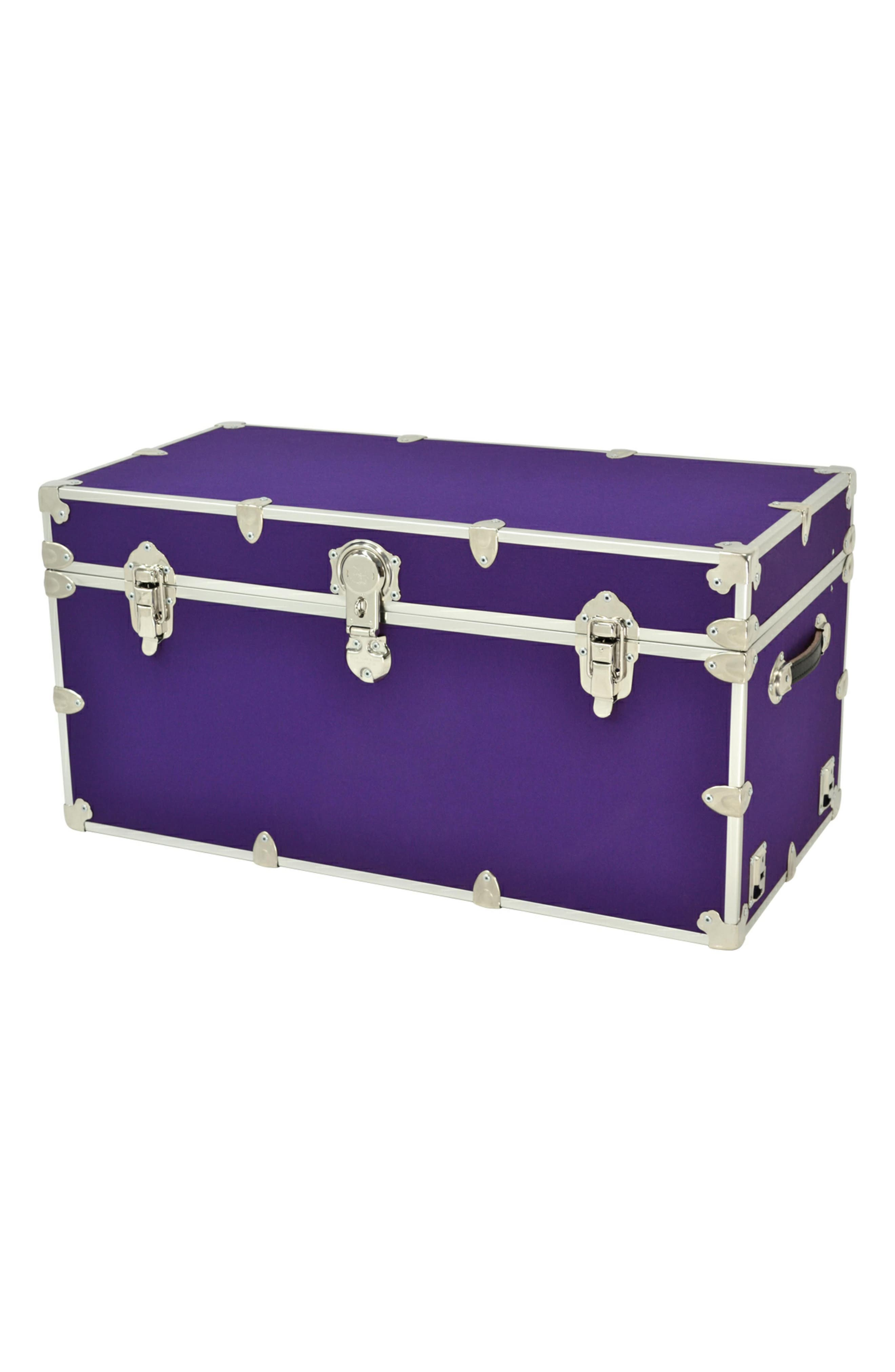 Rhino Trunk  Case Xxl Armor Trunk Size One Size  Purple