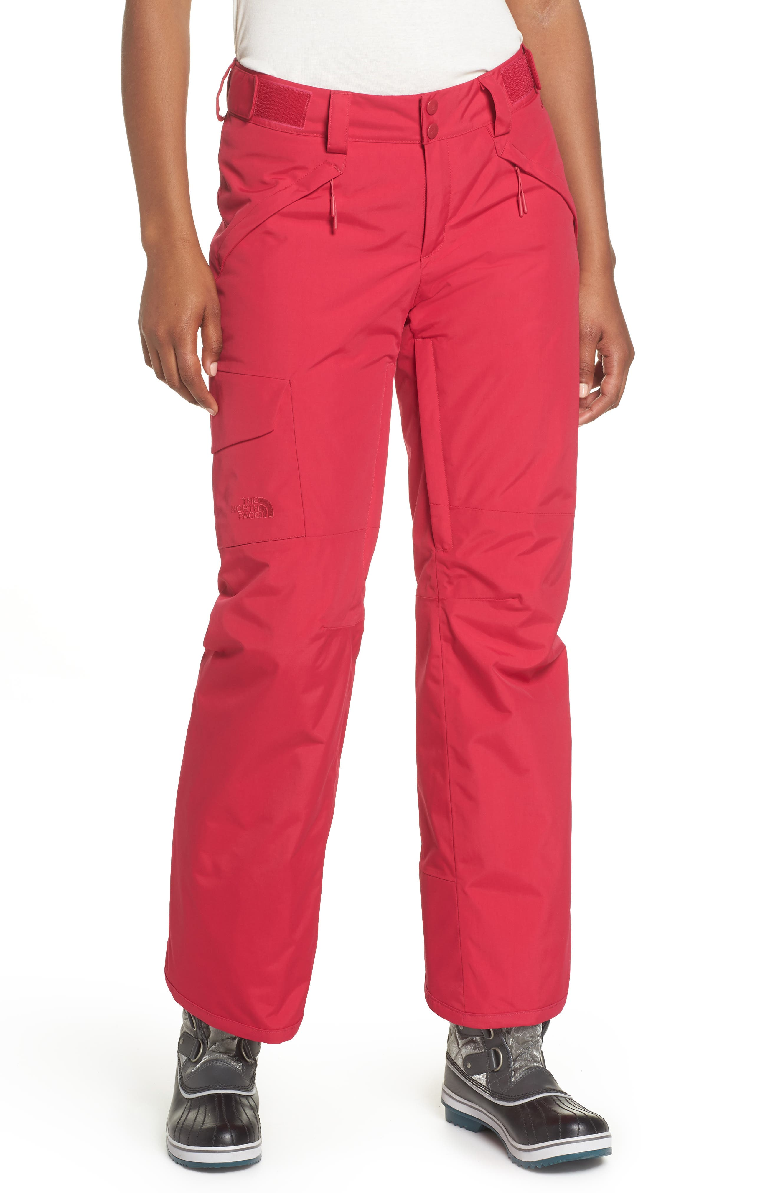 The North Face Freedom Waterproof Insulated Pants, Pink