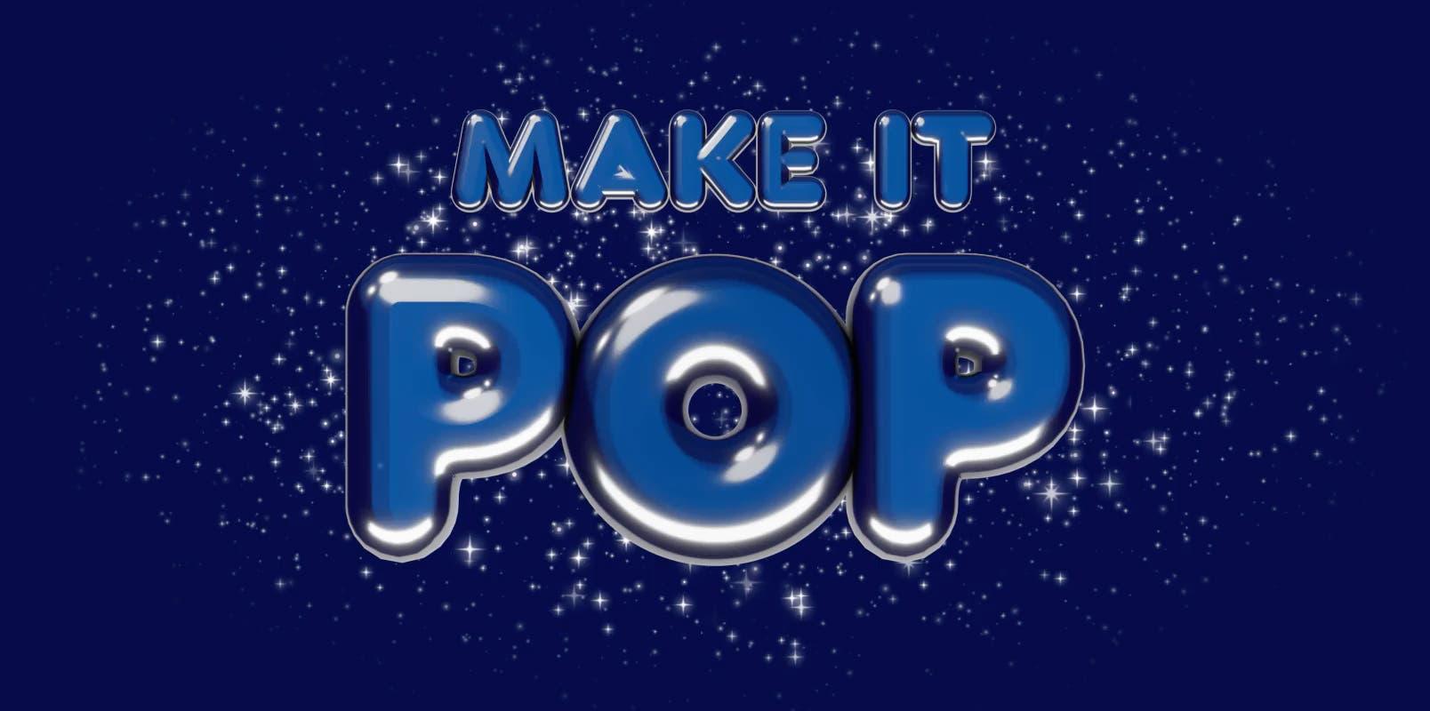 Make It Pop-In@Nordstrom.