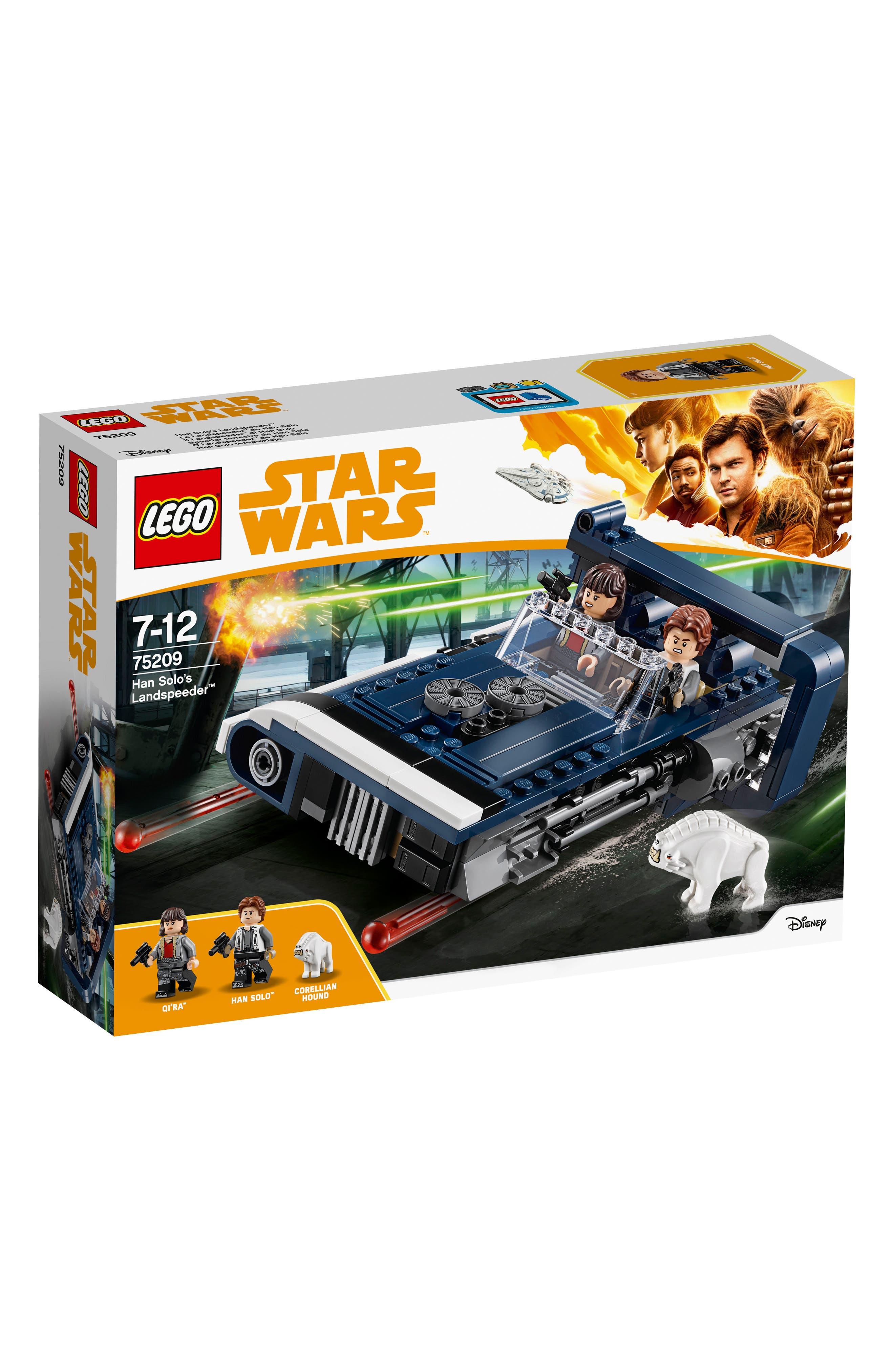 Star Wars<sup>®</sup> Han Solo's Landspeeder<sup>™</sup> - 75209,                             Main thumbnail 1, color,                             400