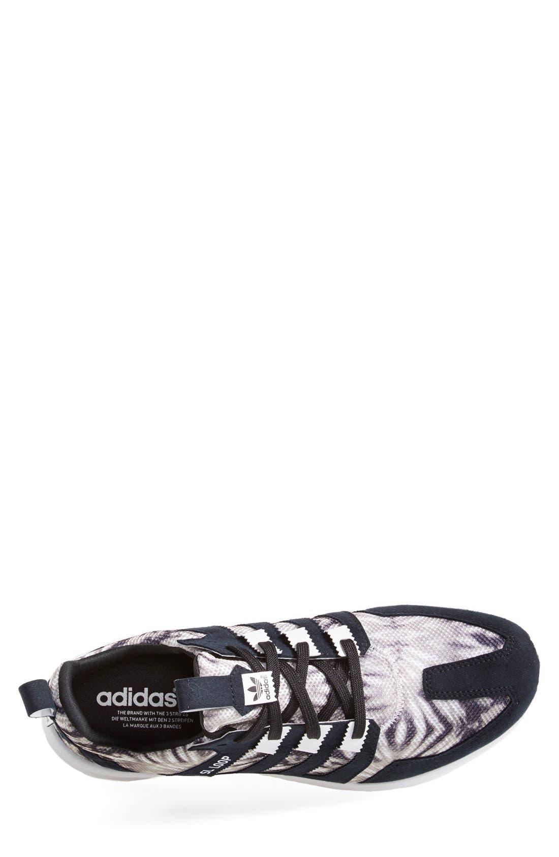 ADIDAS,                             'SL Loop Runner' Sneaker,                             Alternate thumbnail 2, color,                             001