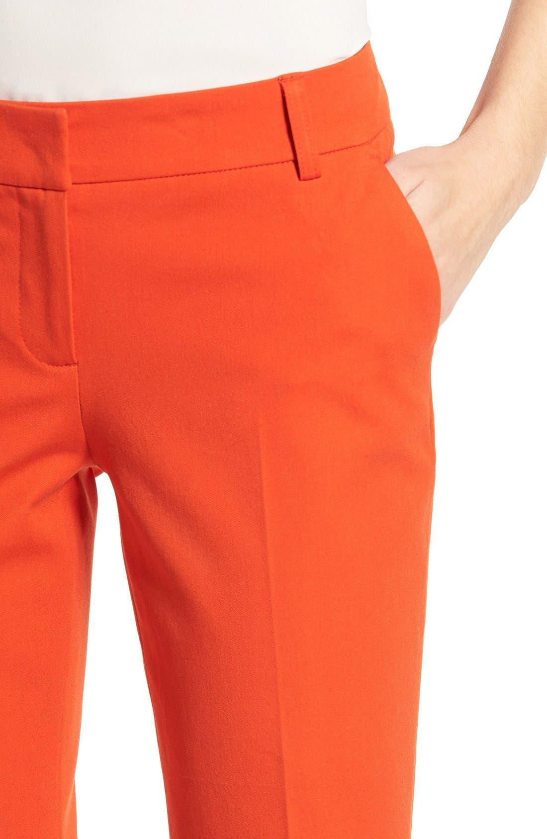 Stretch Bermuda Shorts,                             Alternate thumbnail 57, color,
