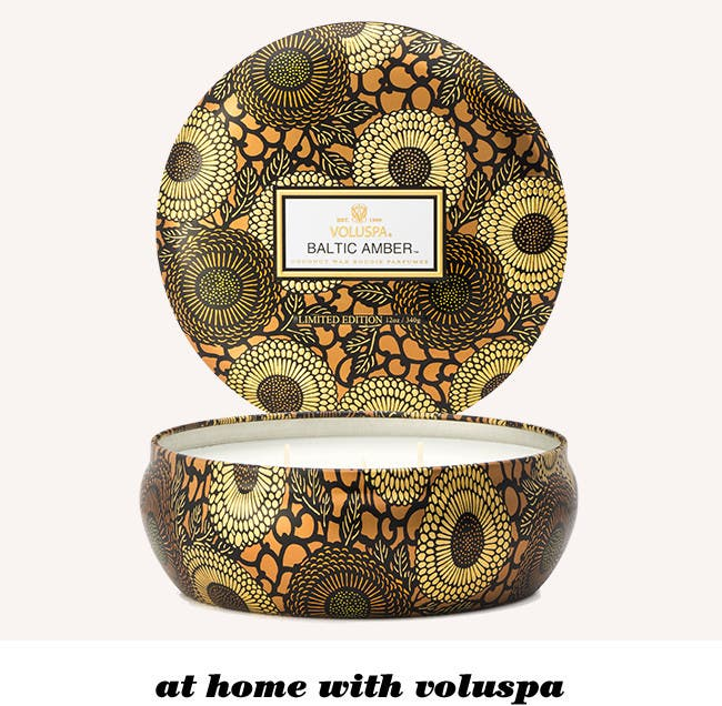 At Home with Voluspa.