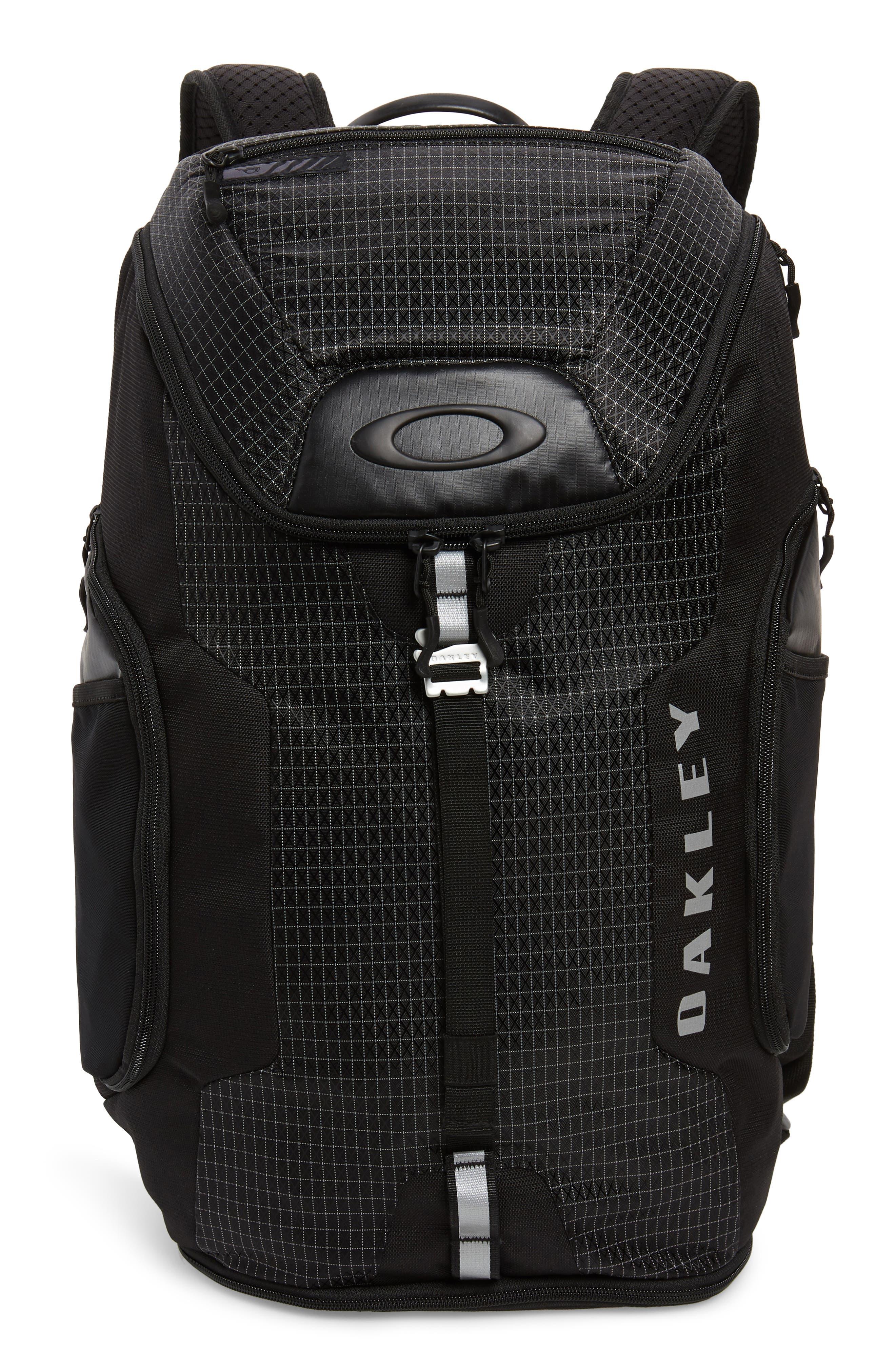 OAKLEY Link Backpack, Main, color, BLACKOUT