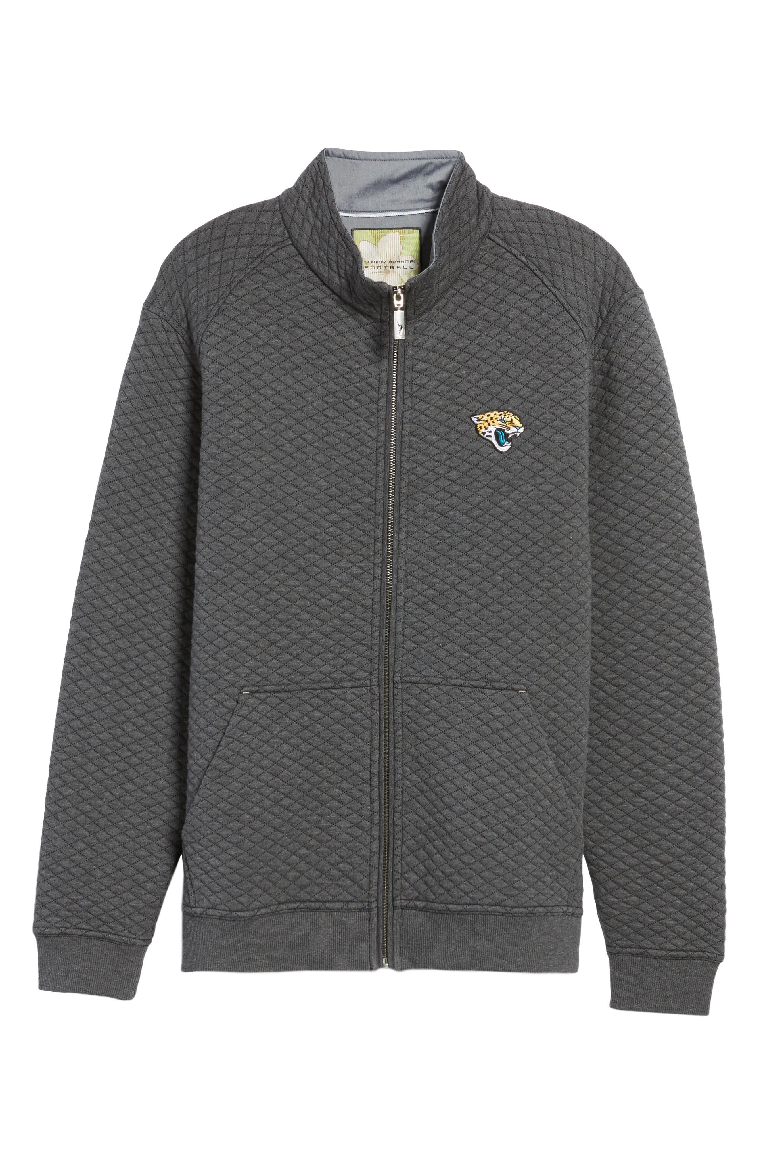 NFL Quiltessential Full Zip Sweatshirt,                             Alternate thumbnail 171, color,