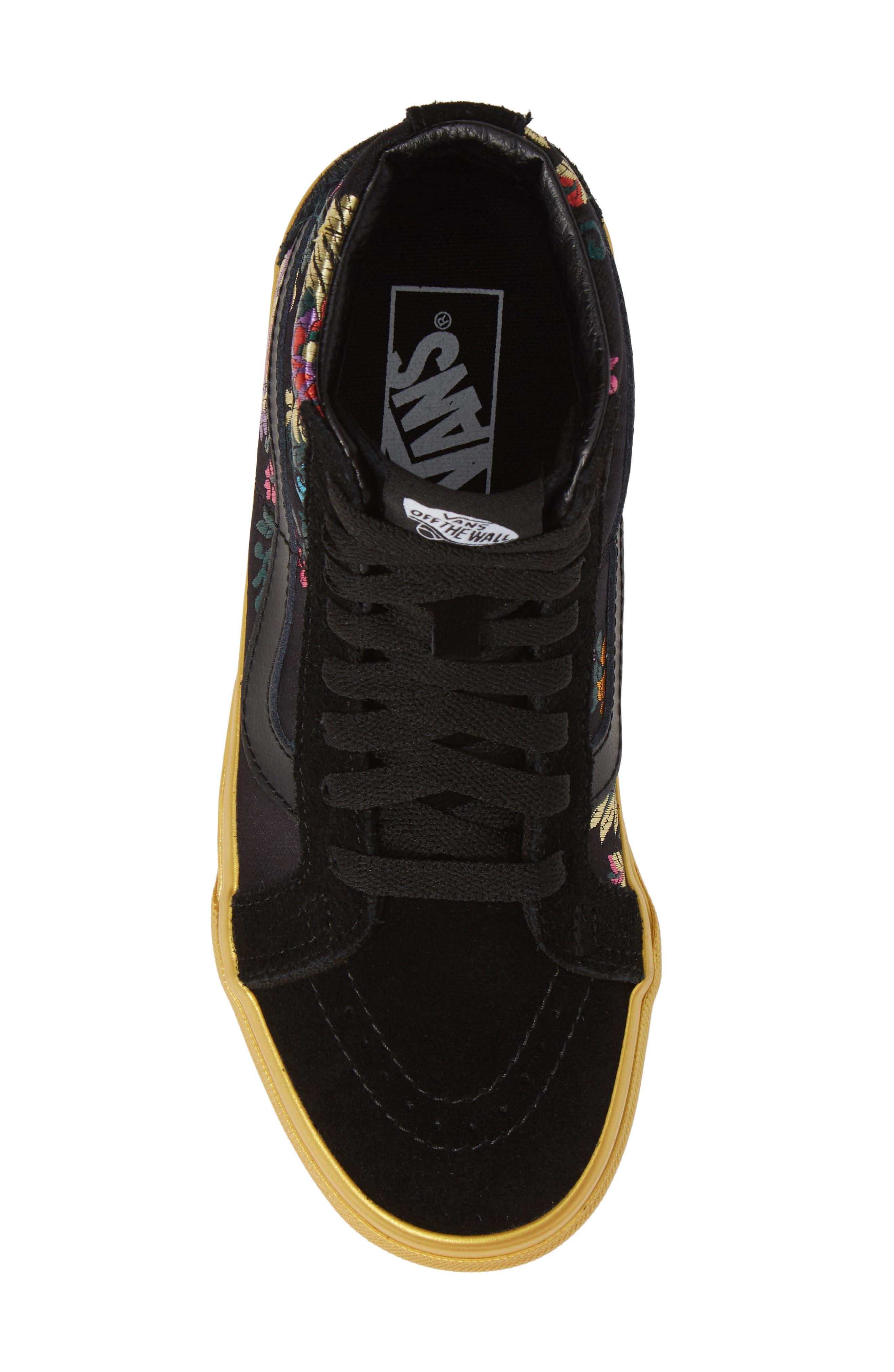'Sk8-Hi Reissue' Sneaker,                             Alternate thumbnail 5, color,                             006