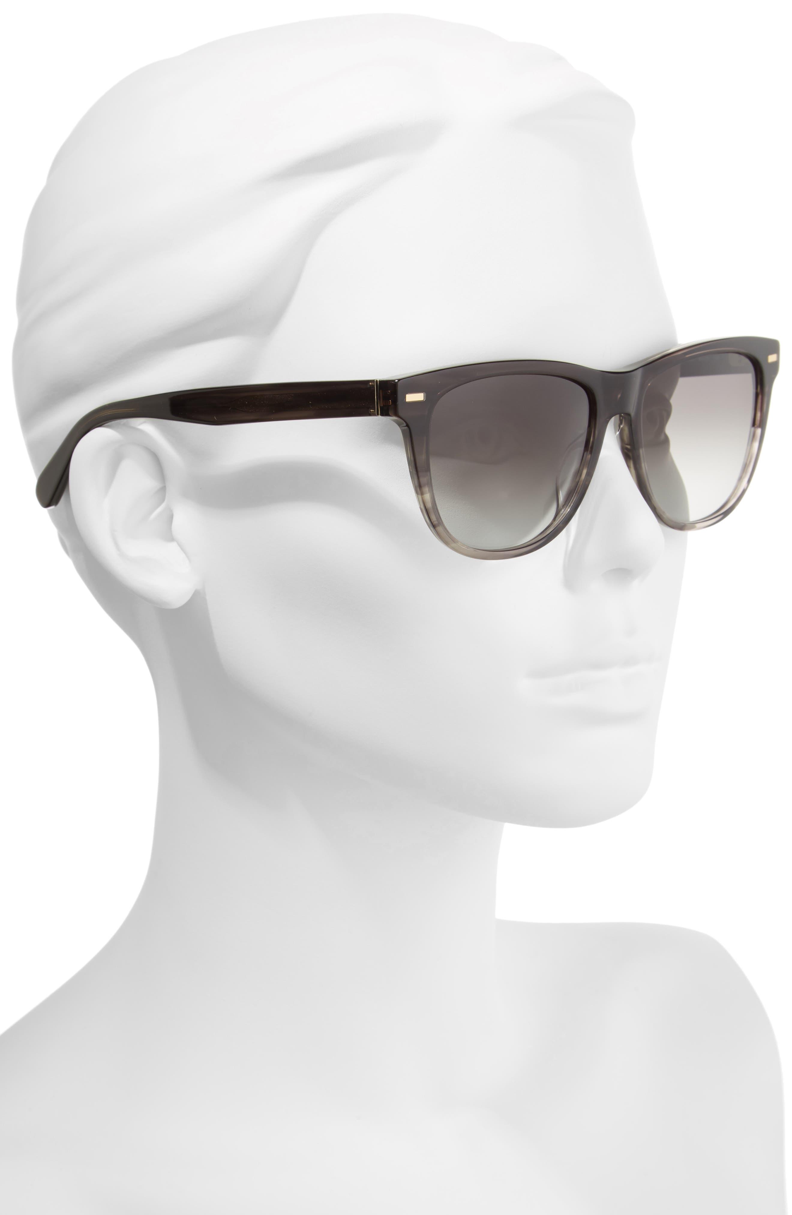 The Emerson 54mm Sunglasses,                             Alternate thumbnail 2, color,                             001