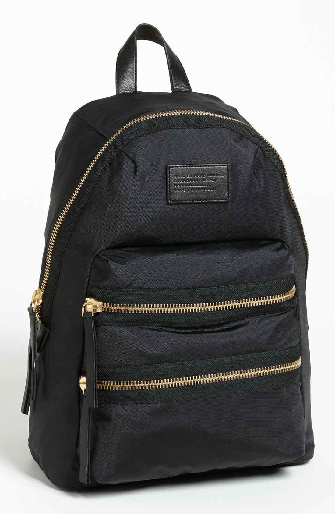 MARC BY MARC JACOBS 'Domo Arigato Packrat' Backpack,                             Main thumbnail 1, color,                             001