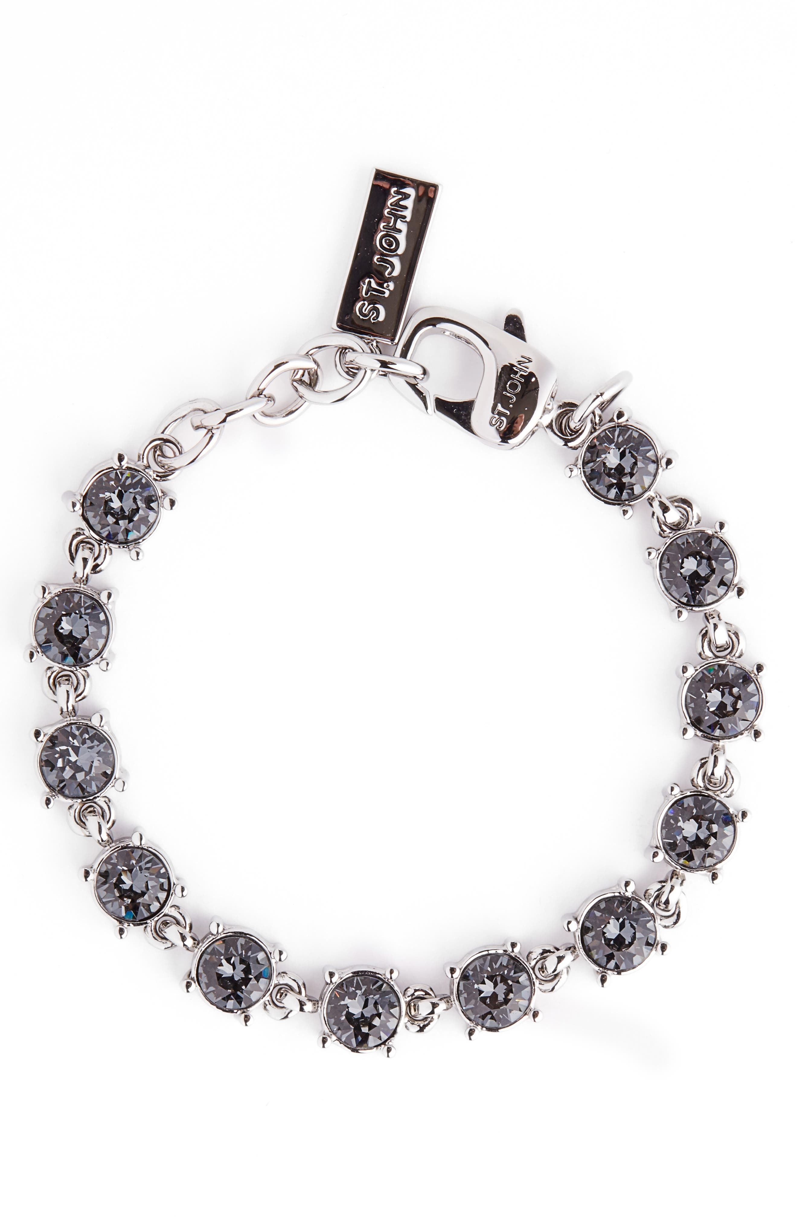 Swarovski Crystal Bracelet,                         Main,                         color, 040