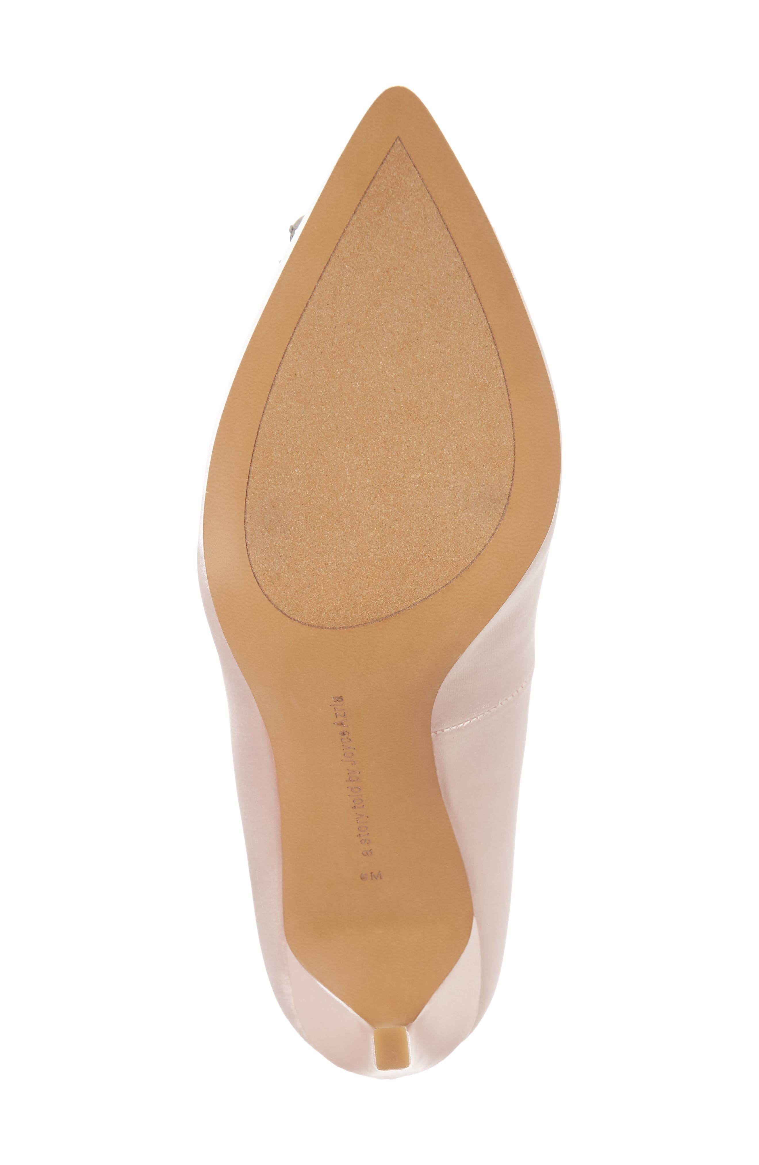 Chiara Embellished Pointy Toe Pump,                             Alternate thumbnail 12, color,