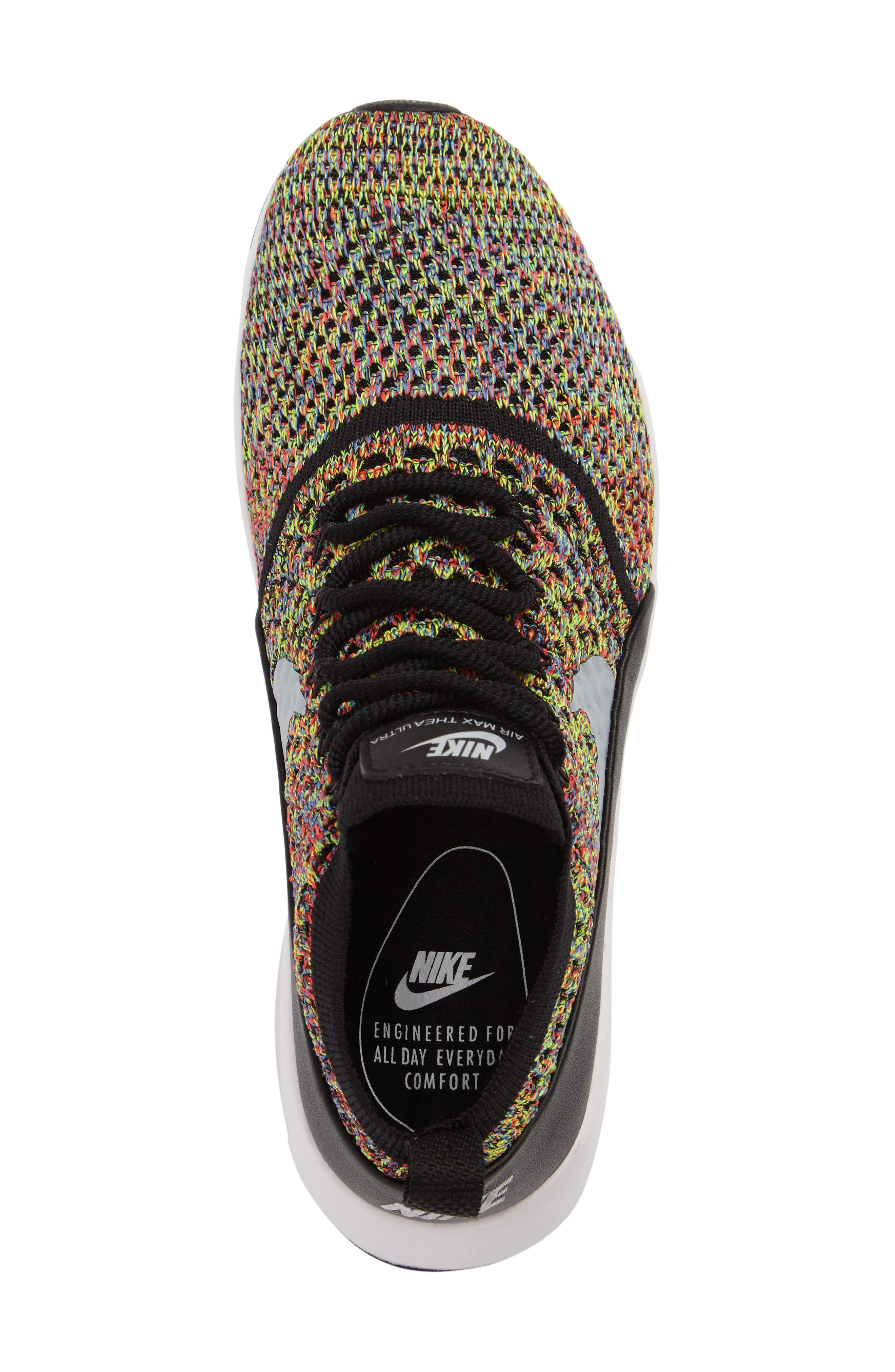 Air Max Thea Ultra Flyknit Sneaker,                             Alternate thumbnail 52, color,