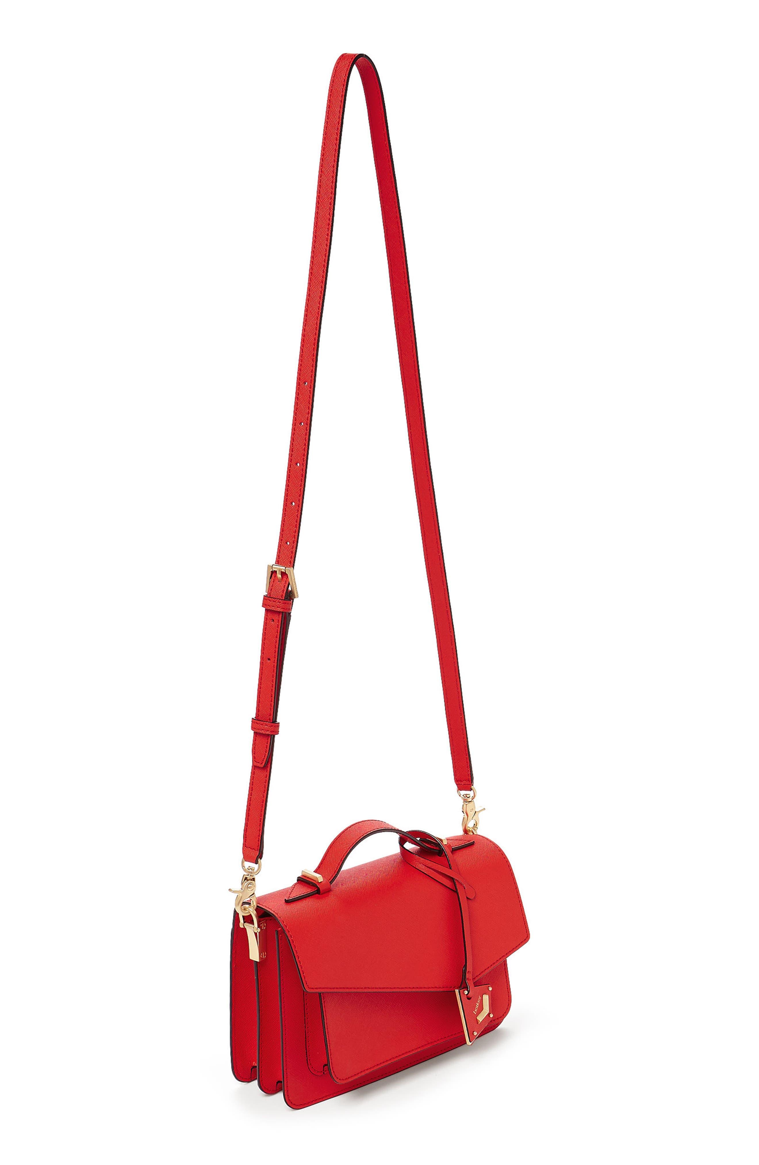 Cobble Hill Leather Crossbody Bag,                             Alternate thumbnail 41, color,