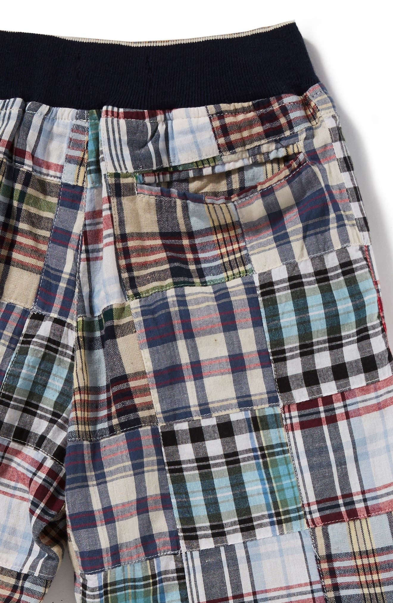 Maxwell Patchwork Shorts,                             Alternate thumbnail 2, color,                             400