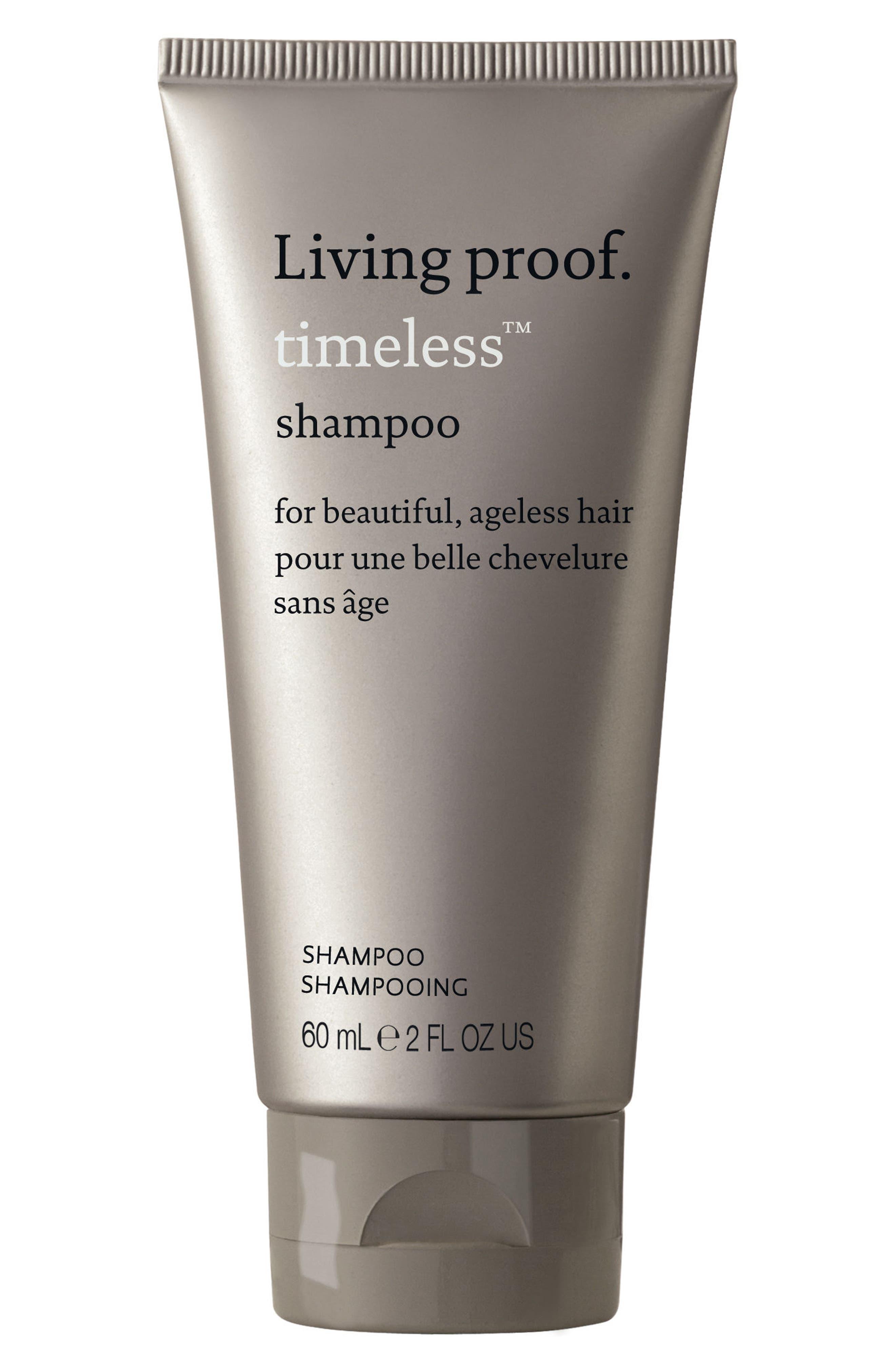 Timeless Shampoo,                             Main thumbnail 2, color,                             NO COLOR