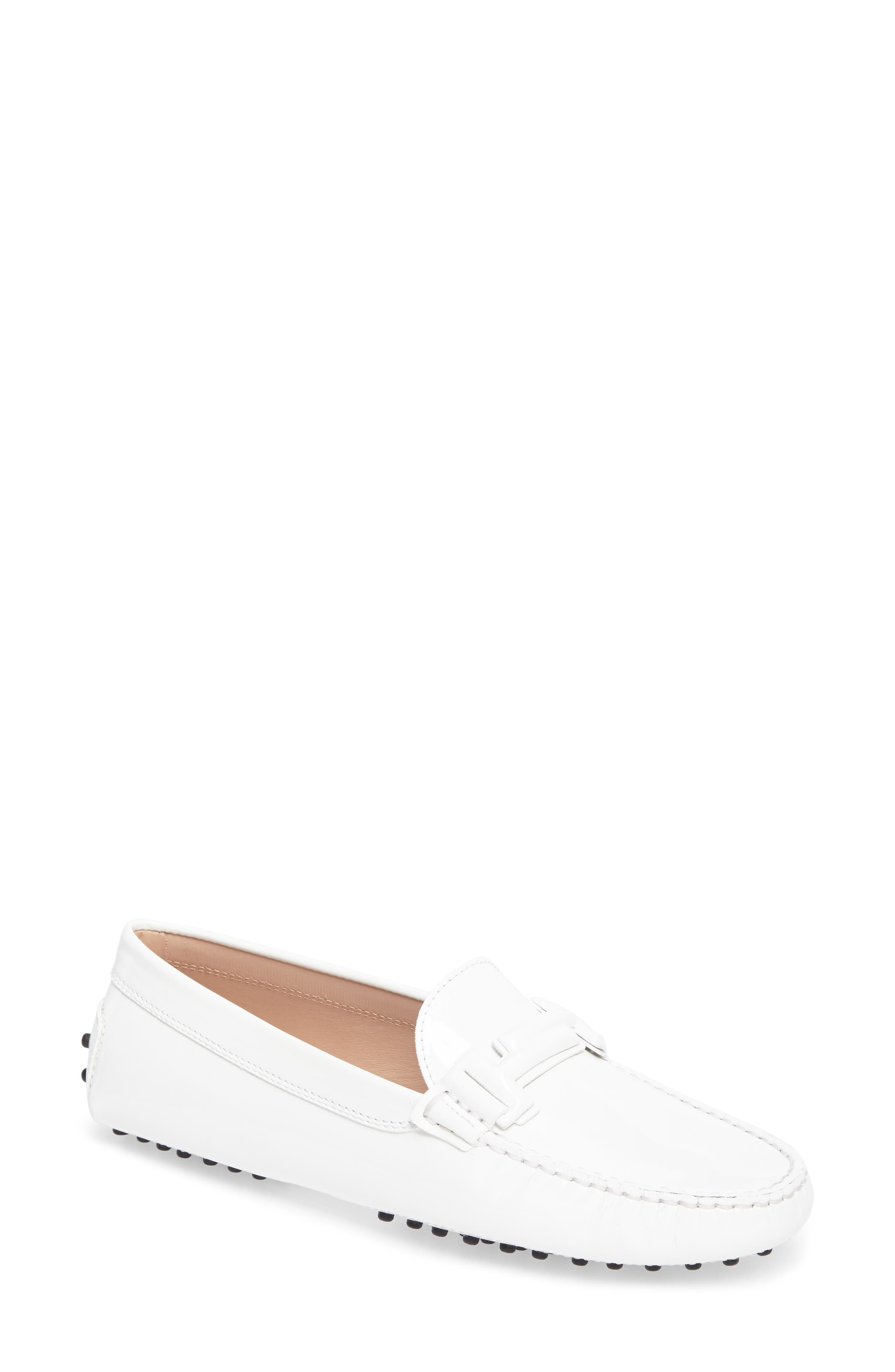Gommini Covered Double T Loafer,                             Main thumbnail 1, color,
