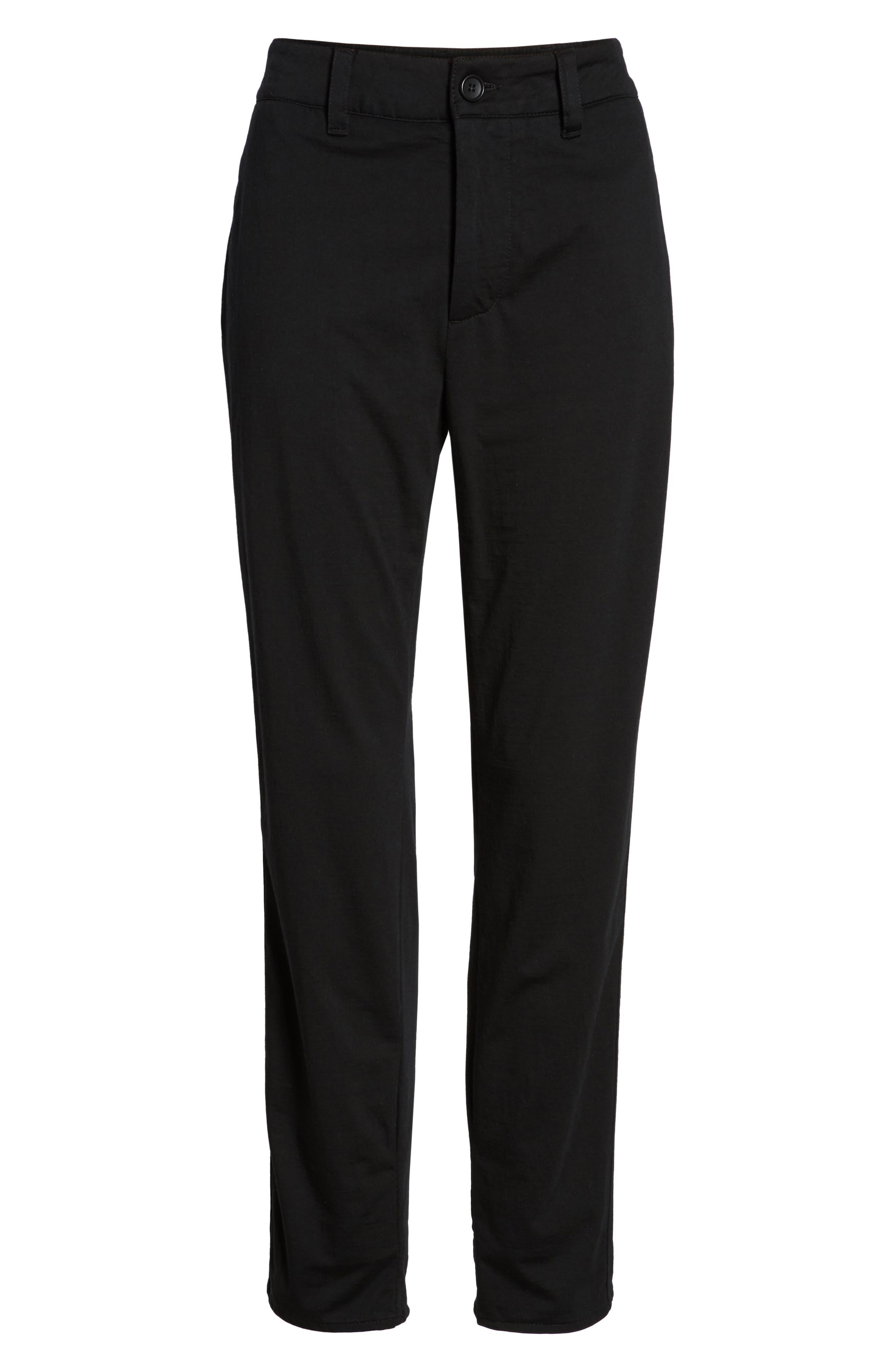 Full Surplus Jersey Pants,                             Alternate thumbnail 7, color,                             001