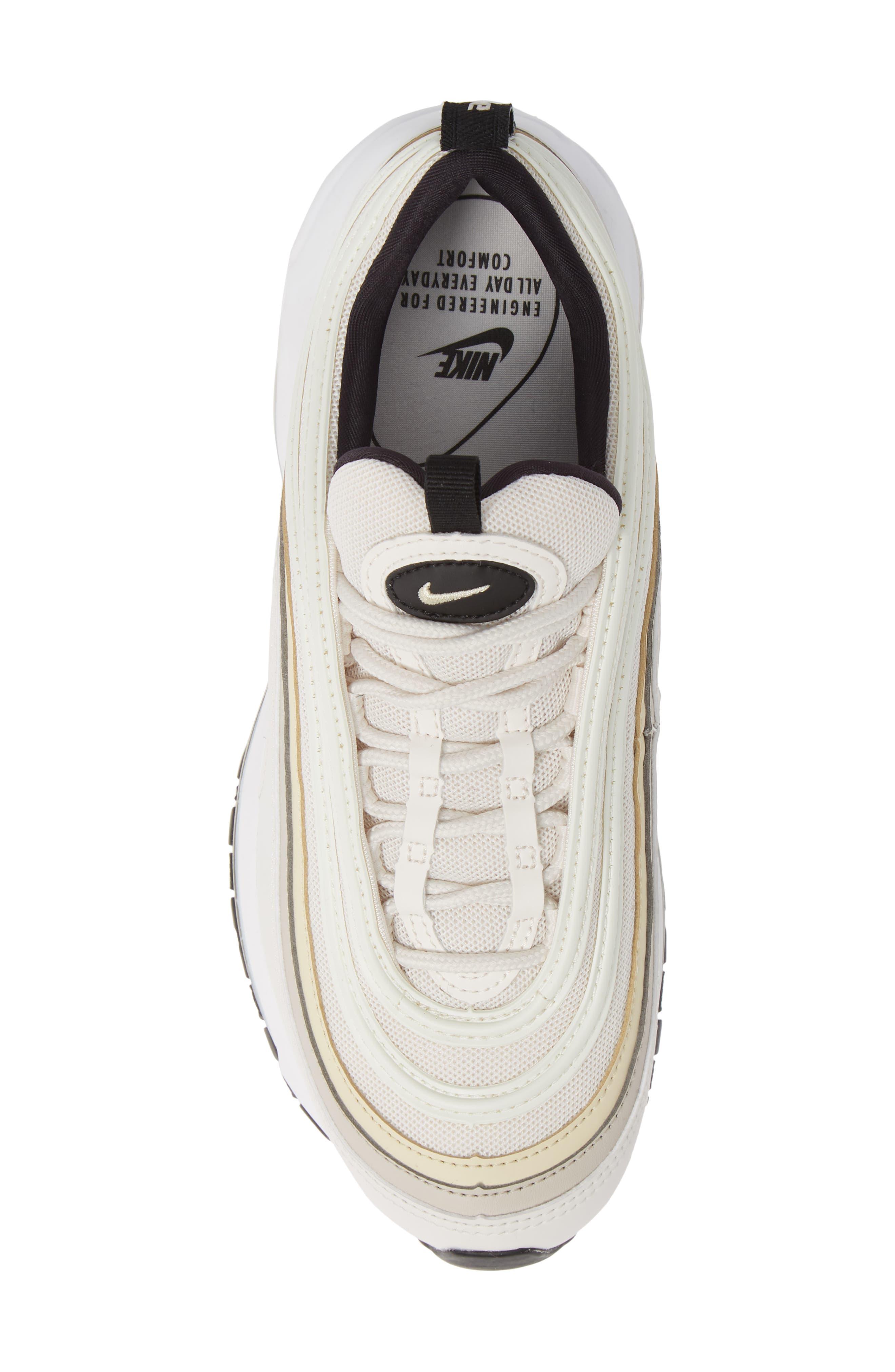 Air Max 97 Sneaker,                             Alternate thumbnail 5, color,                             250