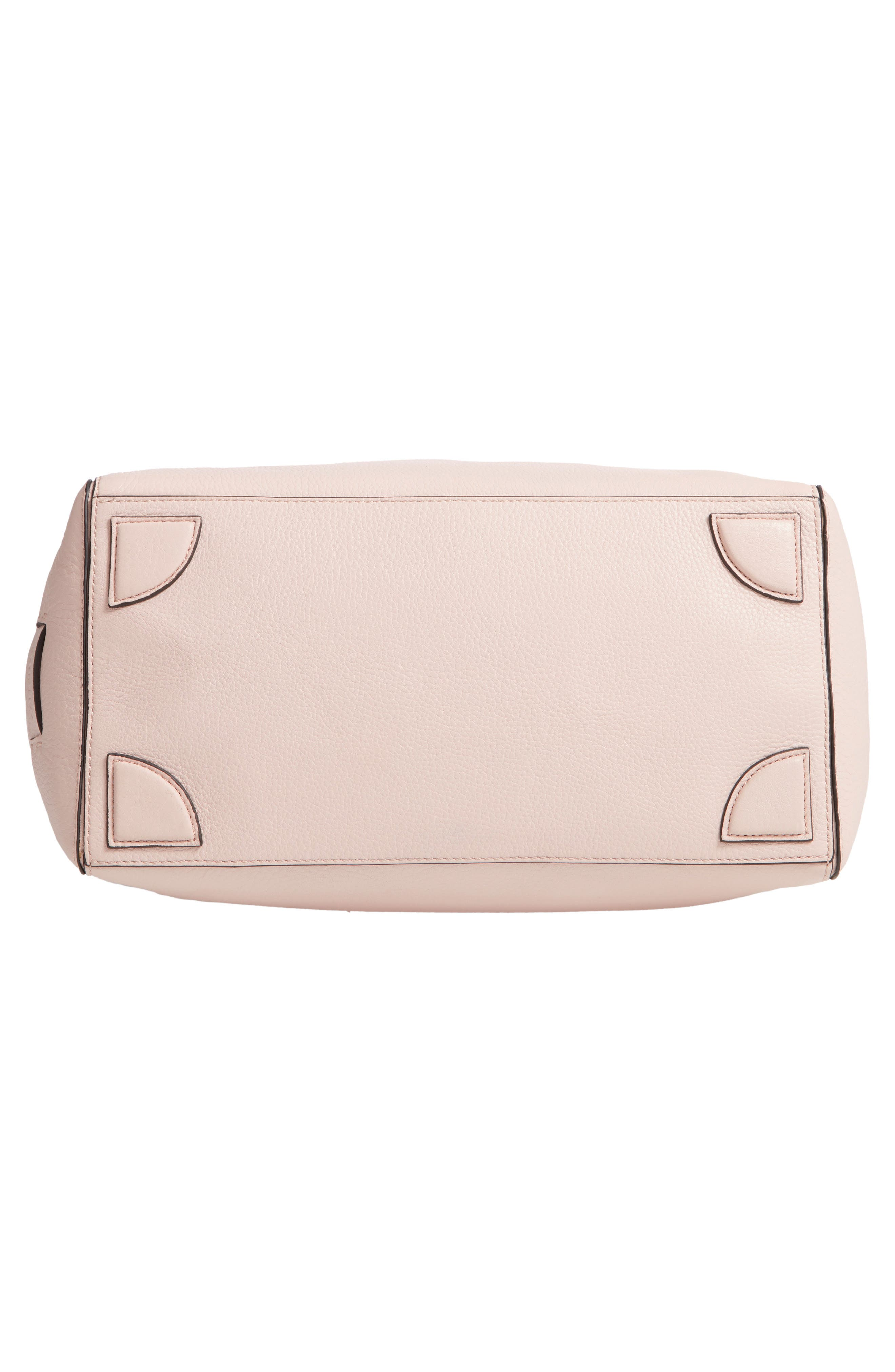 Cassidy RFID Pebbled Leather Bucket Bag,                             Alternate thumbnail 24, color,